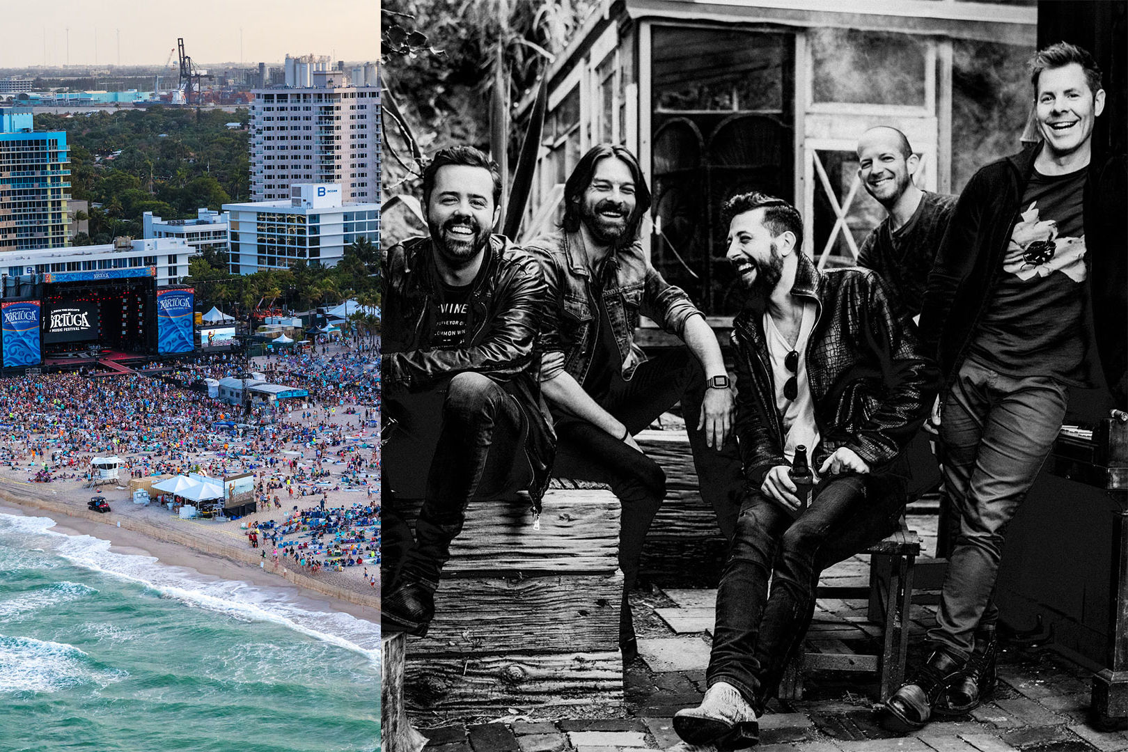 Win 2 Tickets To See Old Dominion (and Other Favorite Country Stars) At Tortuga