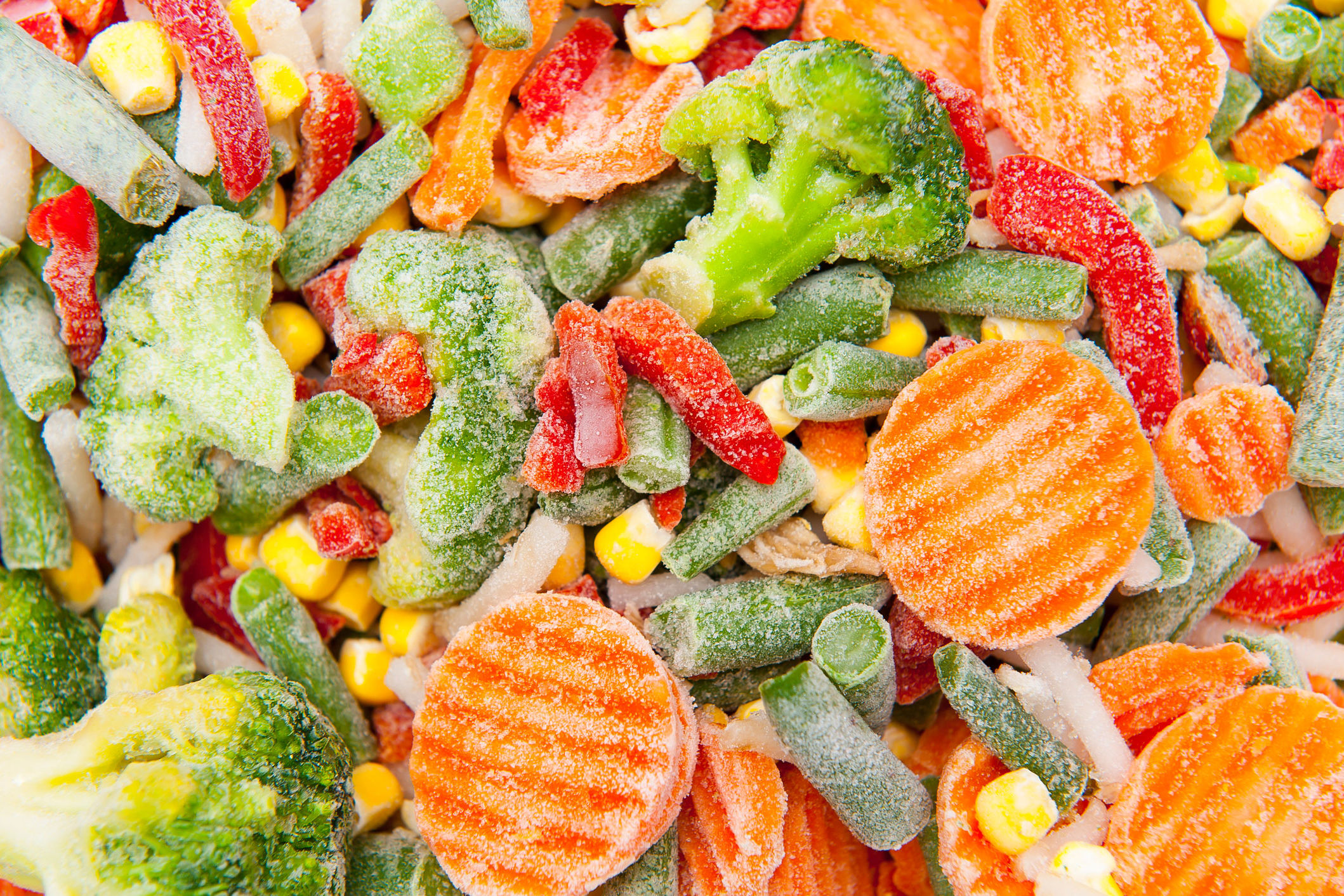 These are the Only Vegetables You Should Buy Frozen