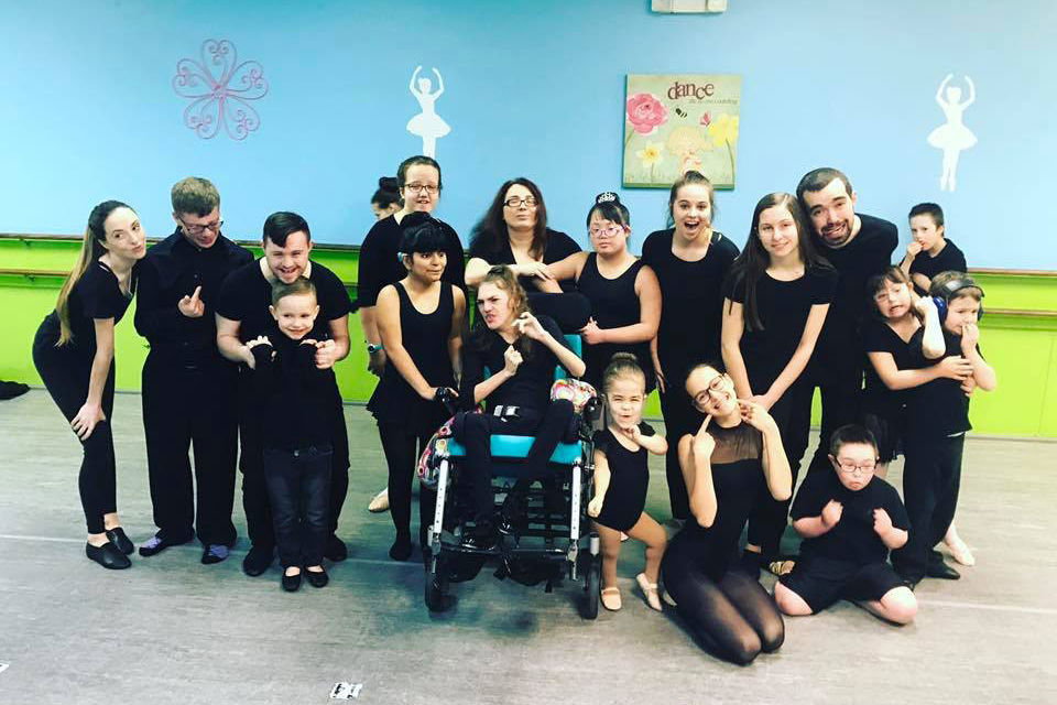 North Carolina Class Gives Special Needs Kids The Chance to Dance