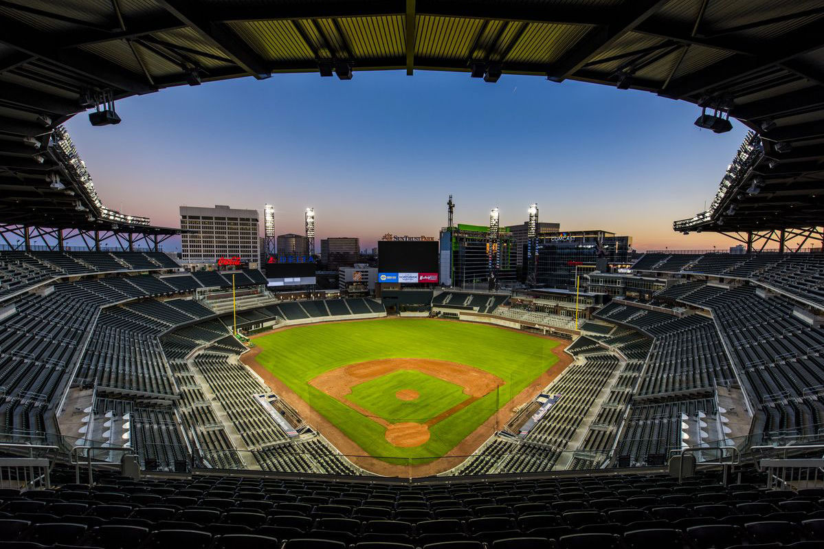 Here's What Braves Fans Can Look Forward to Eating When SunTrust Park Opens
