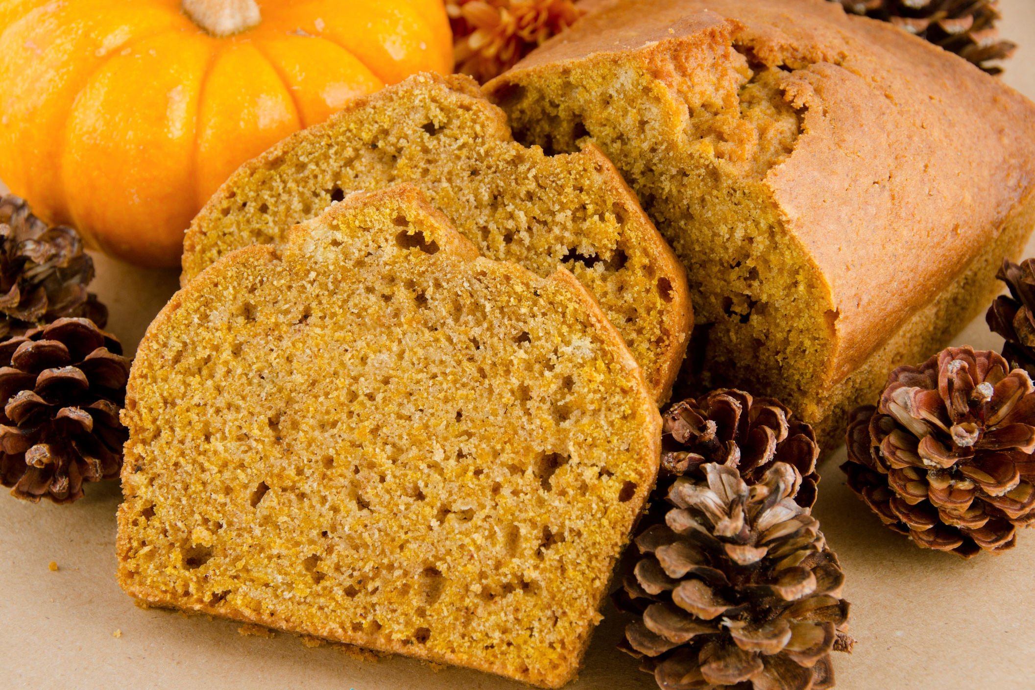 This is the Secret to the Best Pumpkin Bread