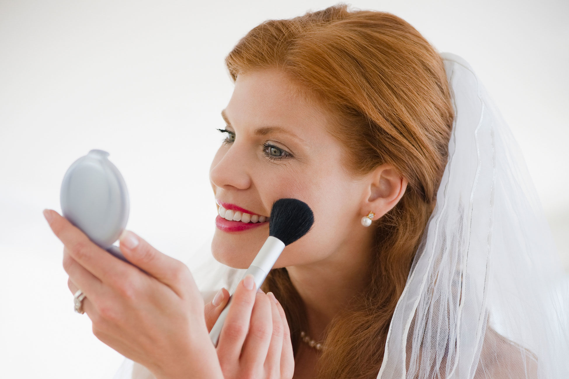 7 Wedding Day Makeup Mishaps and How to Fix Them