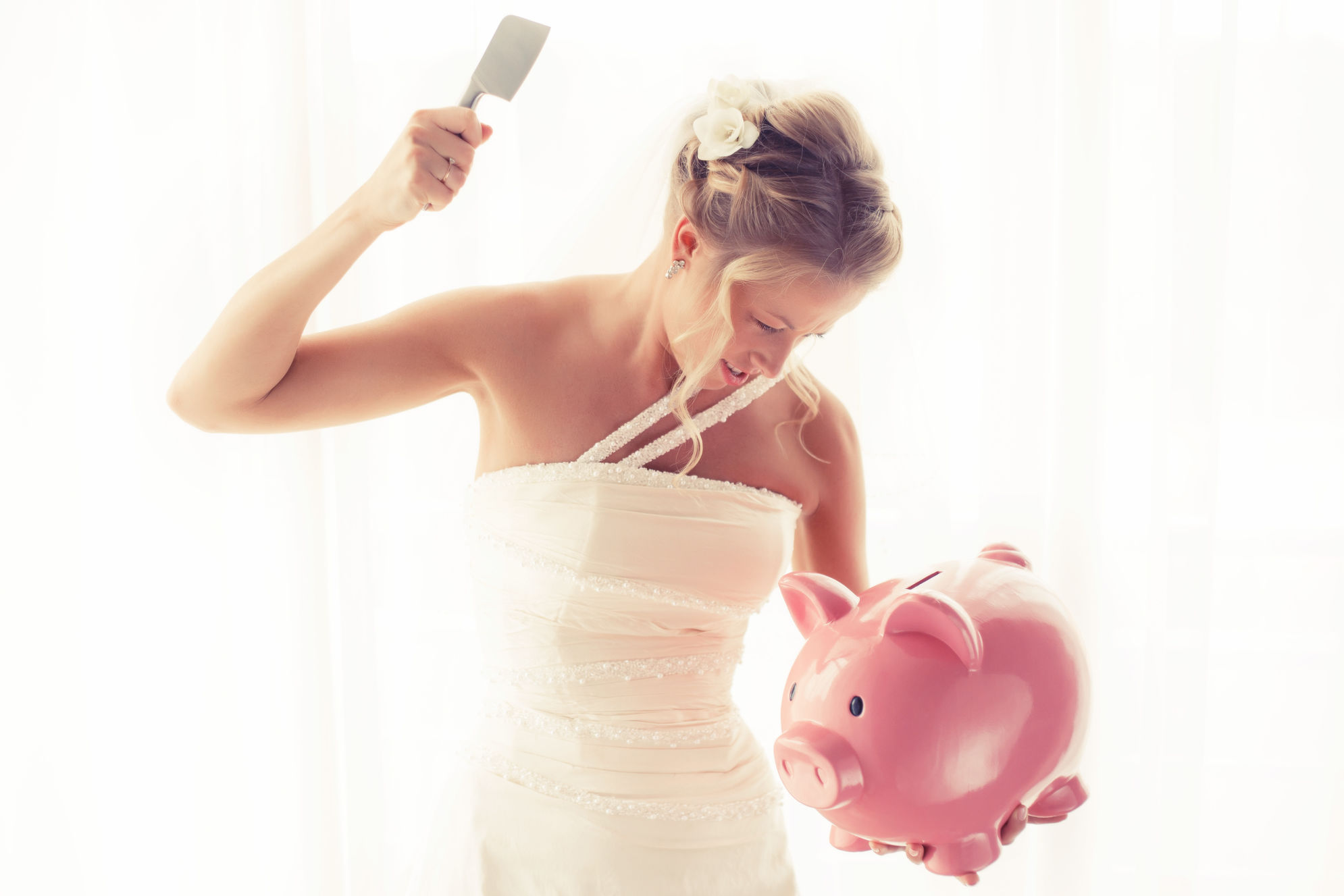 Unexpected Wedding Costs Brides Forget to Budget For
