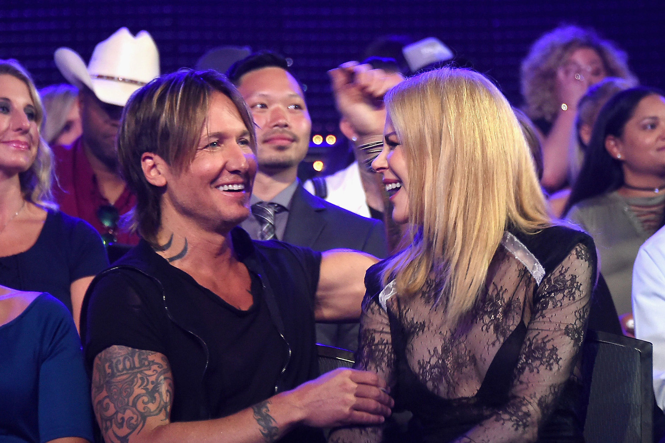 Keith Urban Sweeps at CMT Awards and We're So Excited!