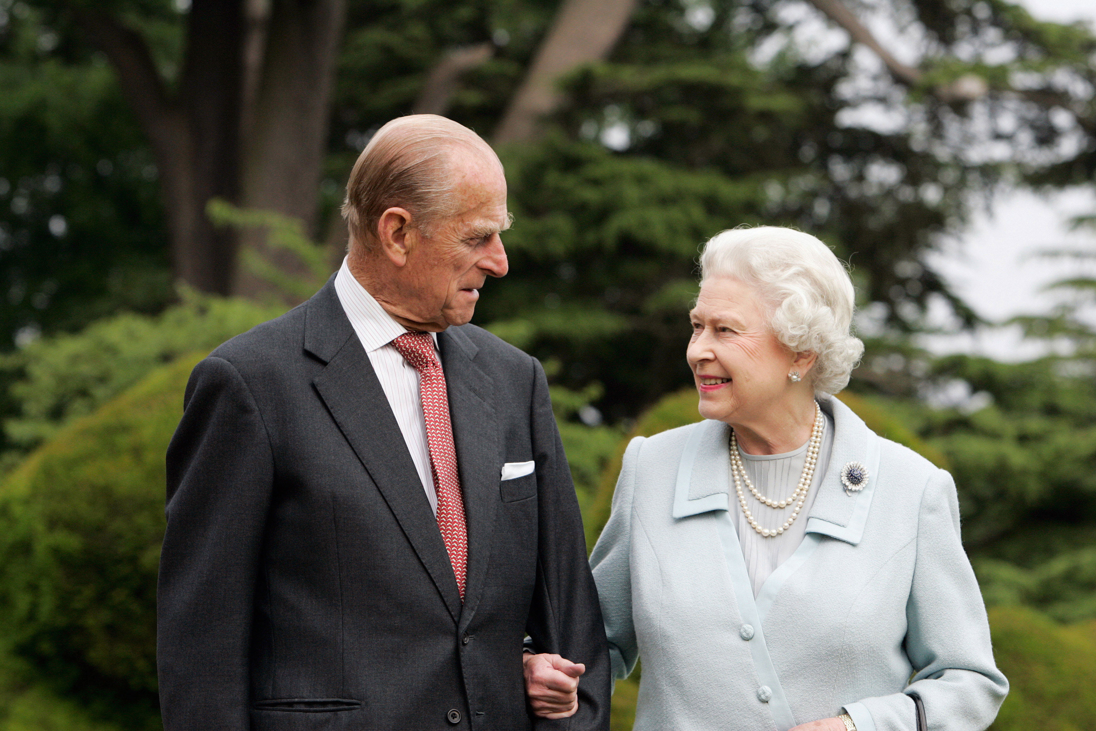 WATCH: You Will Never Guess Prince Philip's Adorable Pet Name for Queen Elizabeth