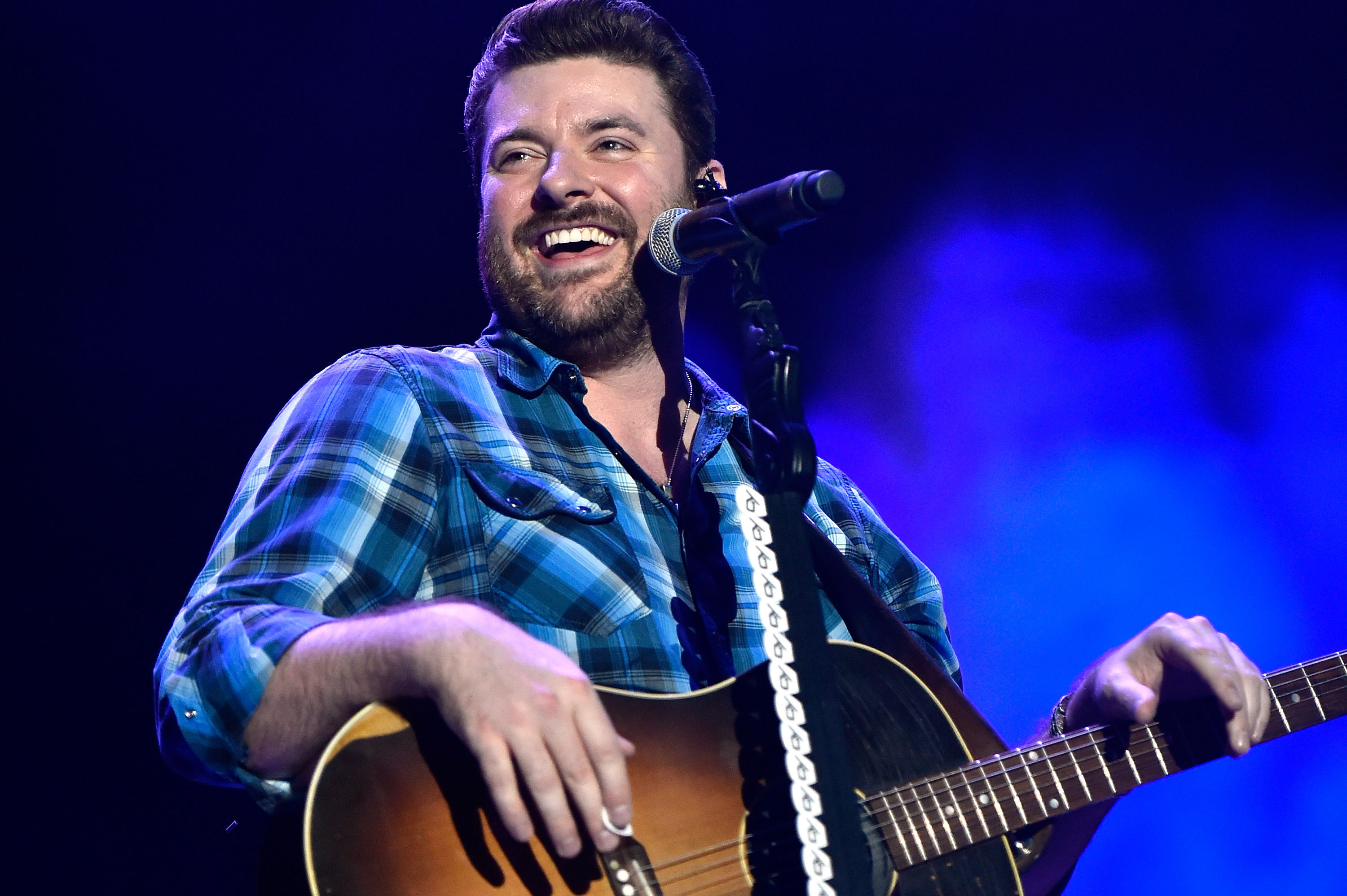 Chris Young On <em>Losing Sleep</em>, The Opry, And The Healing Power Of Music After The Las Vegas Tragedy