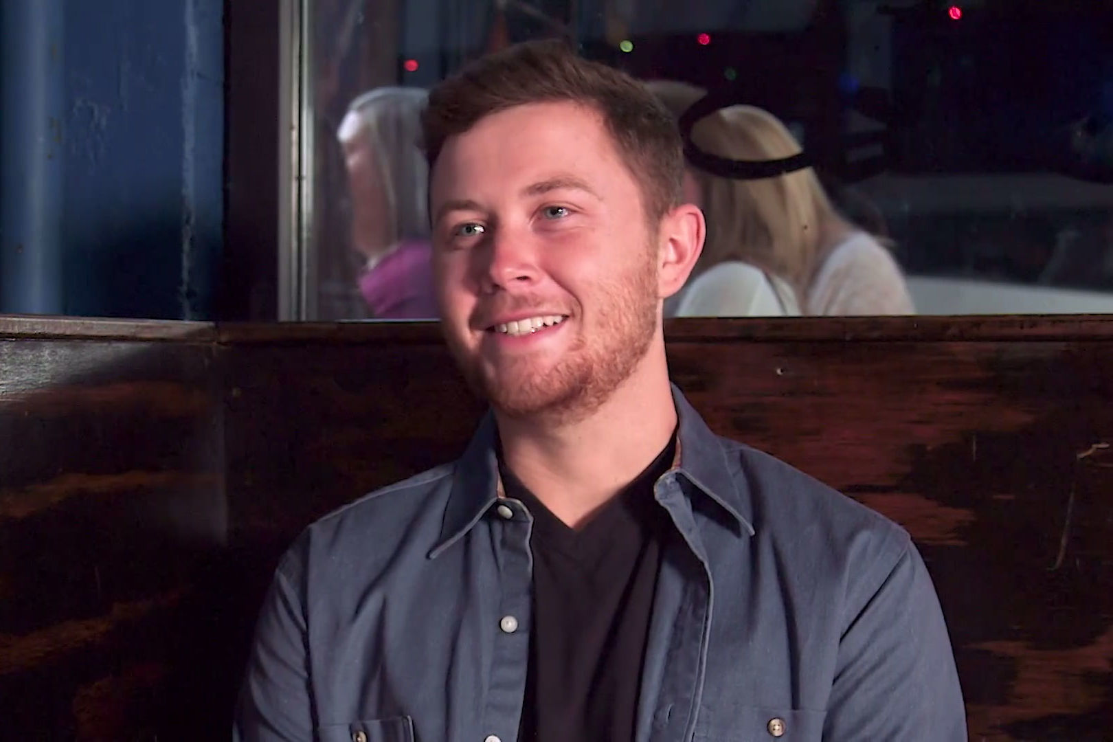 WATCH: Get The First-Hand Scoop On Scotty McCreery's Mountaintop Proposal