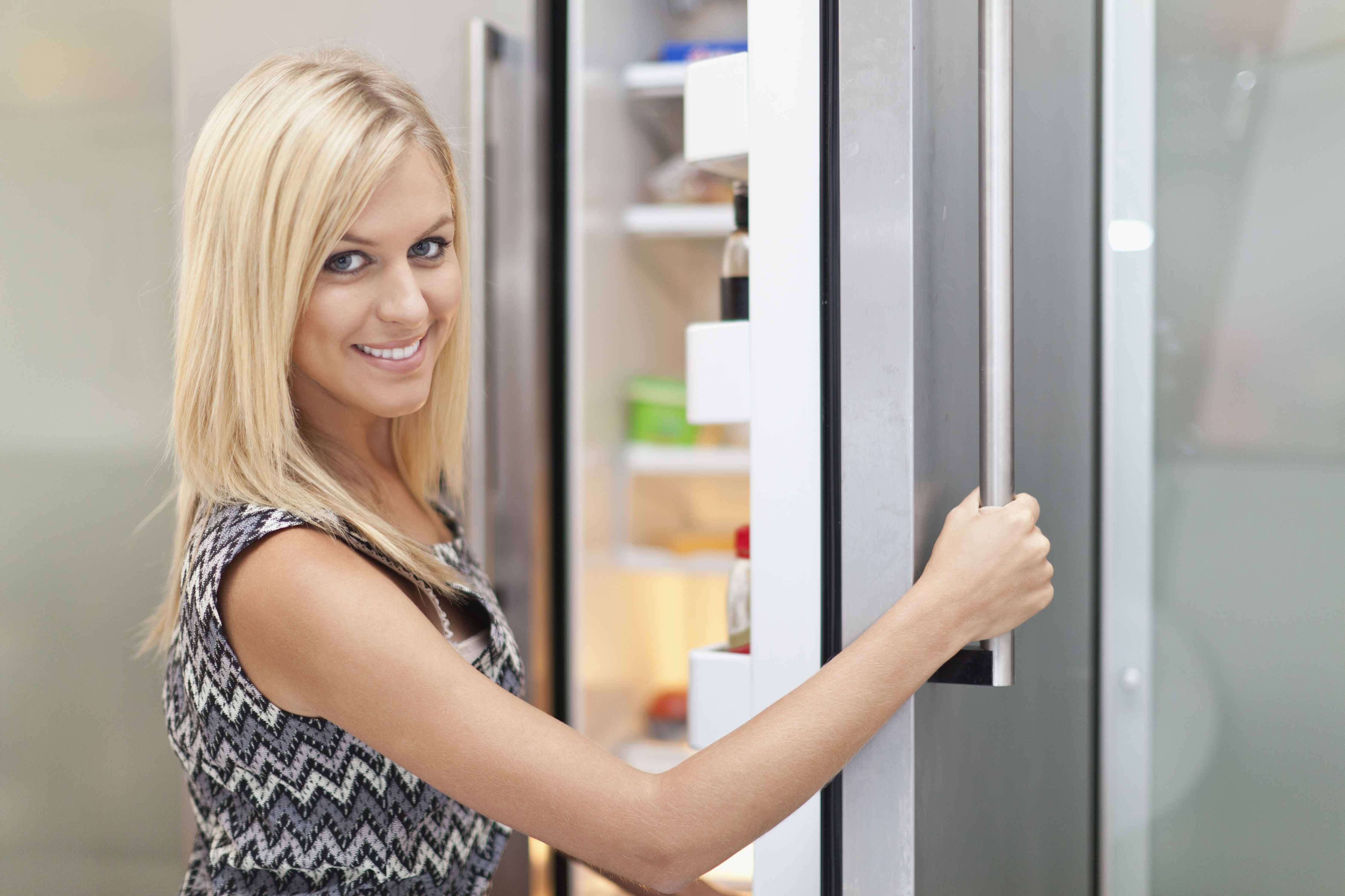 To Lose Weight, Change This One Thing in Your Fridge