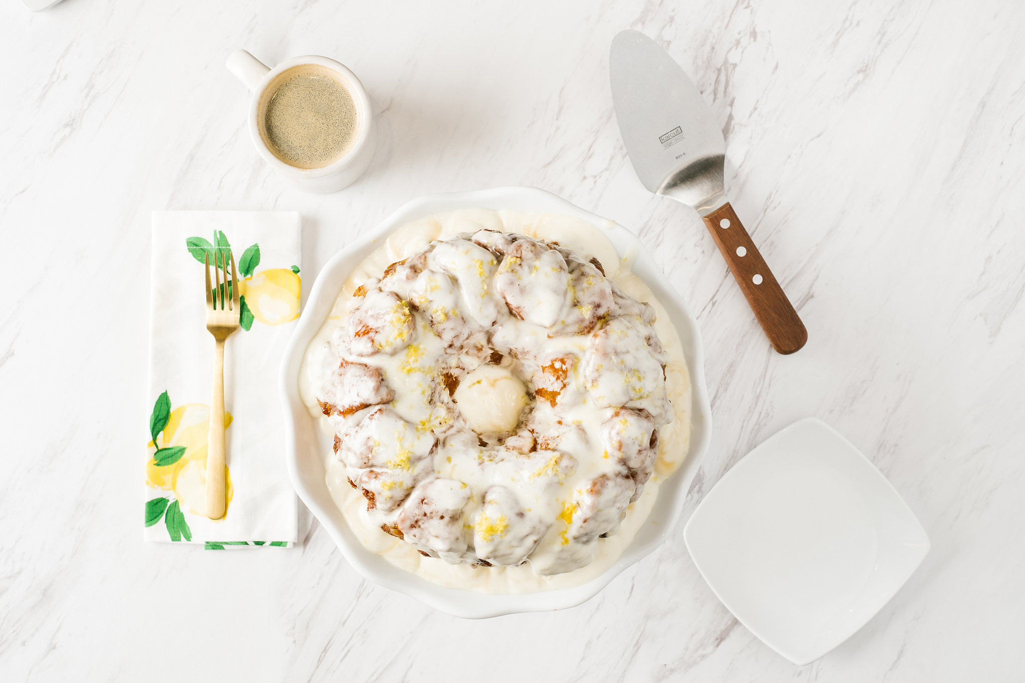 Chick-fil-A Lemony Tear and Share Bread Is Our New Breakfast Obsession