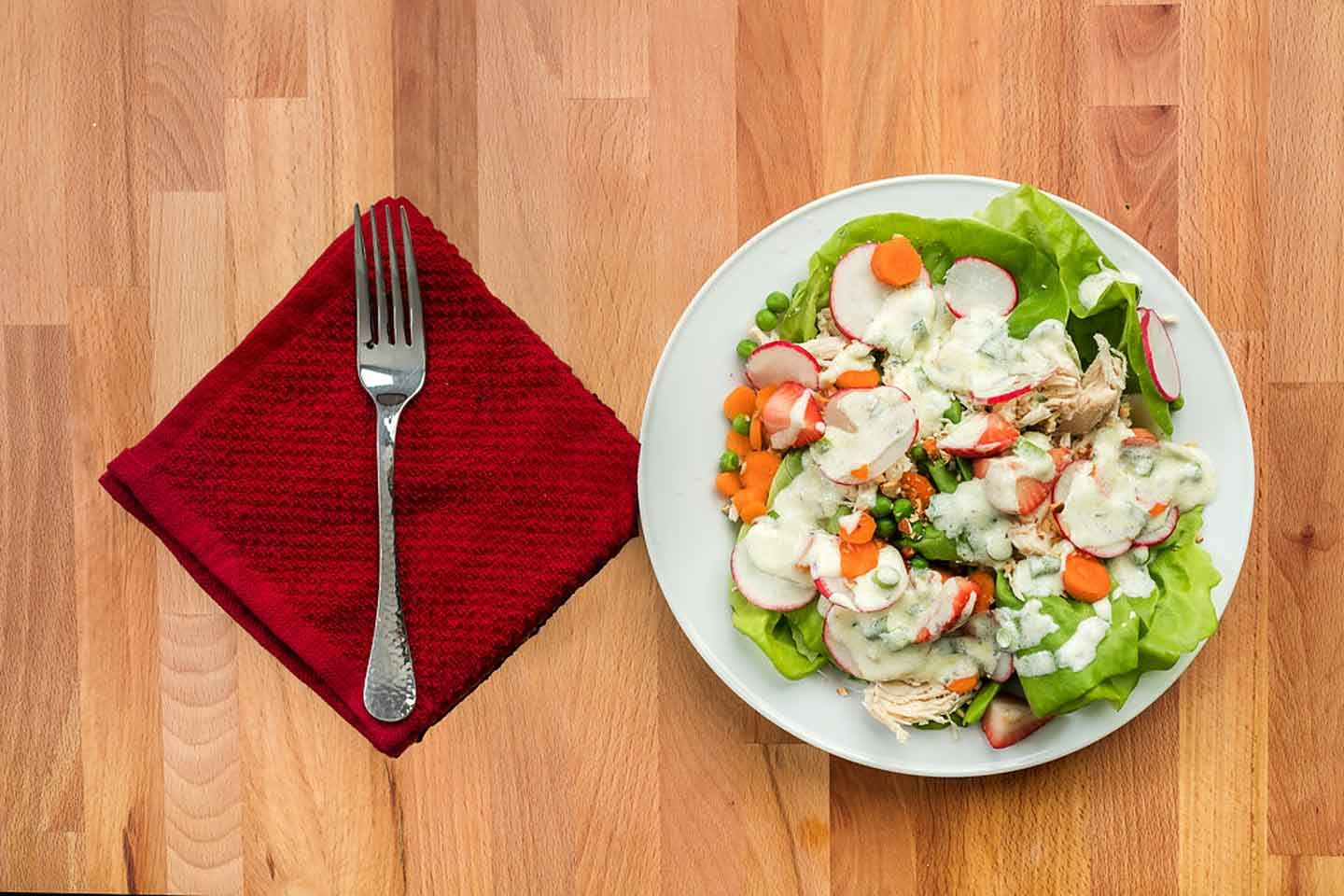 You'll Never Guess the Secret Ingredient in Chick-fil-A's Spring Chicken Salad Recipe