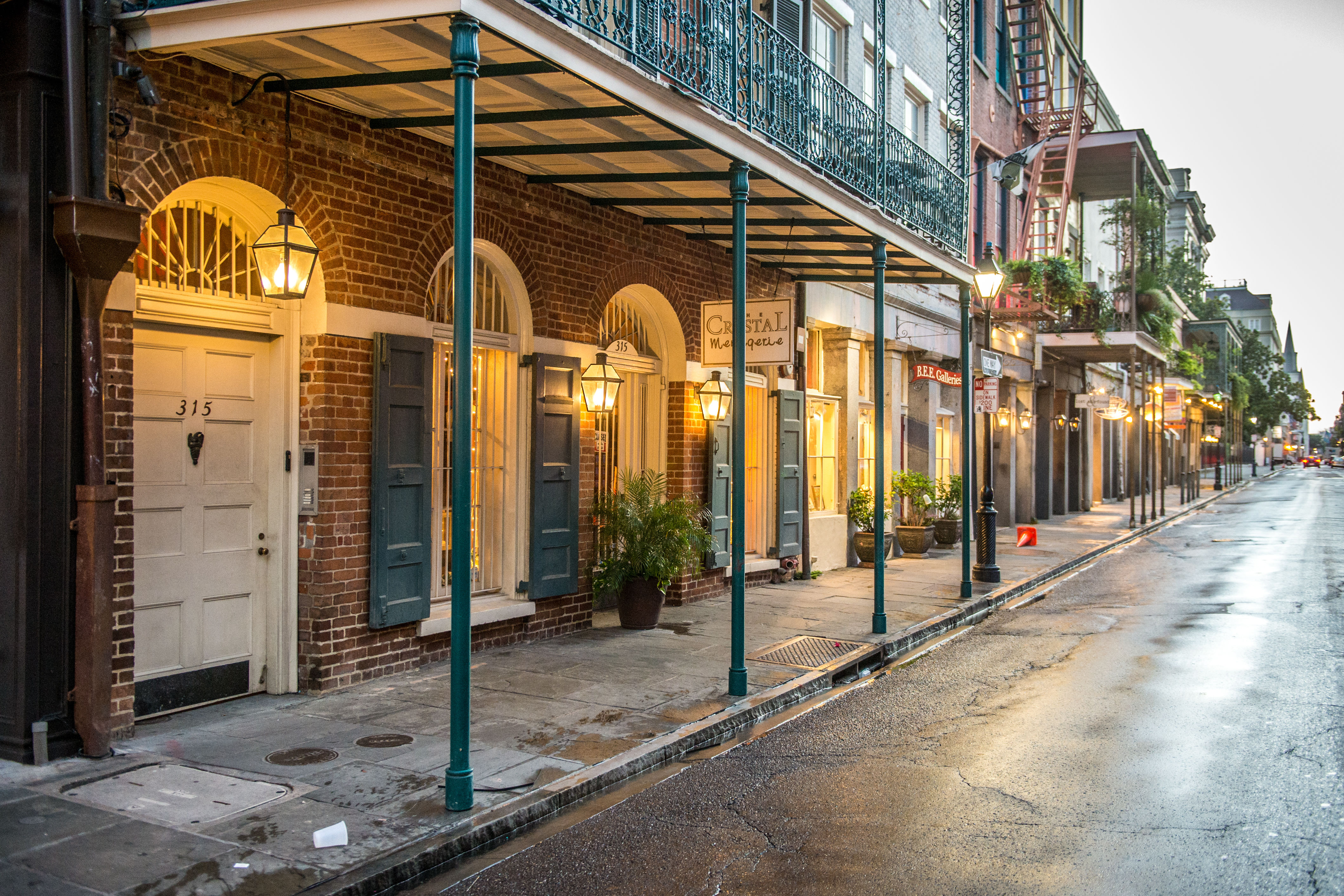 """Why Is New Orleans Called """"The Big Easy?"""""""