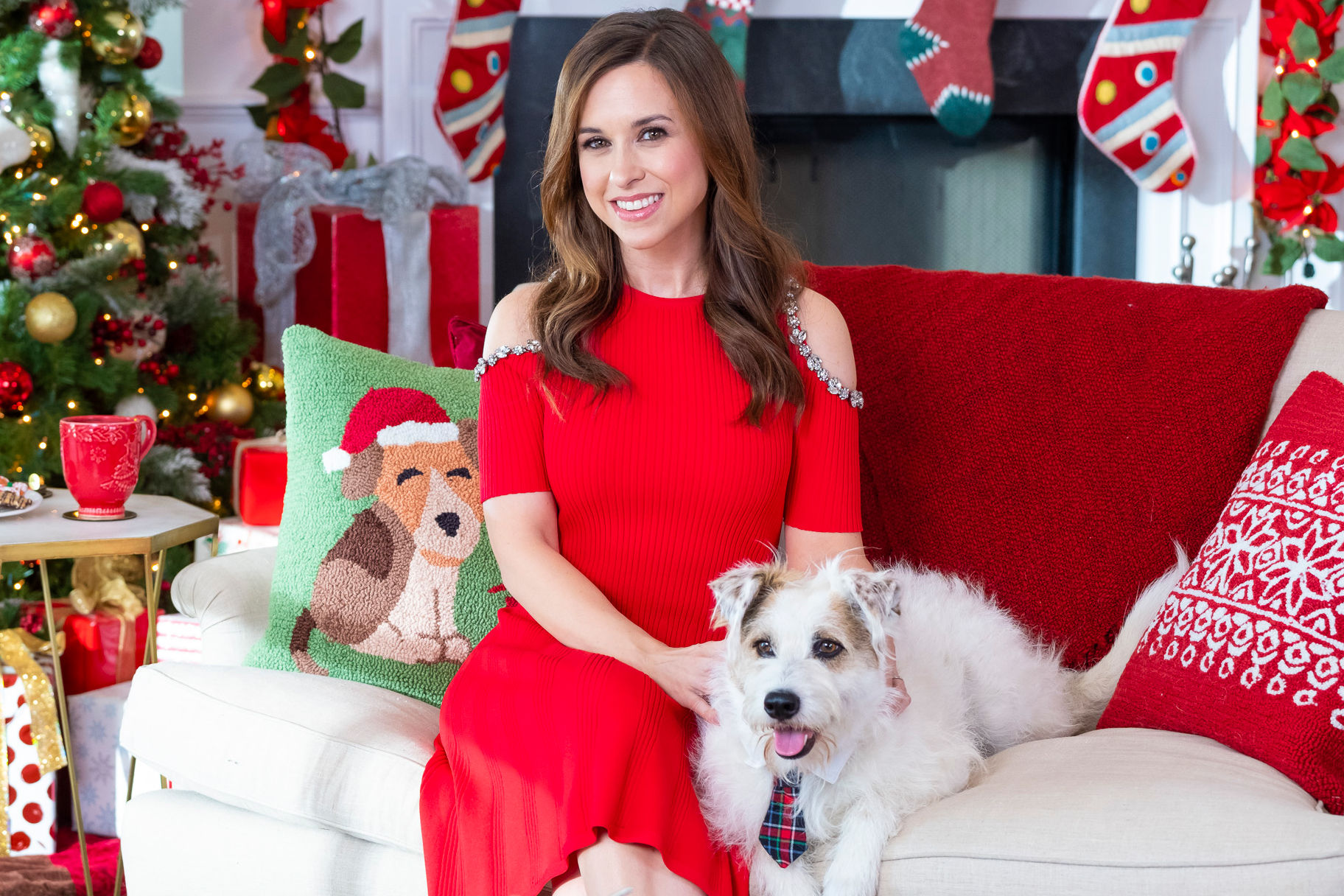 WATCH: An Exclusive Look at Hallmark Channel's Christmas in July