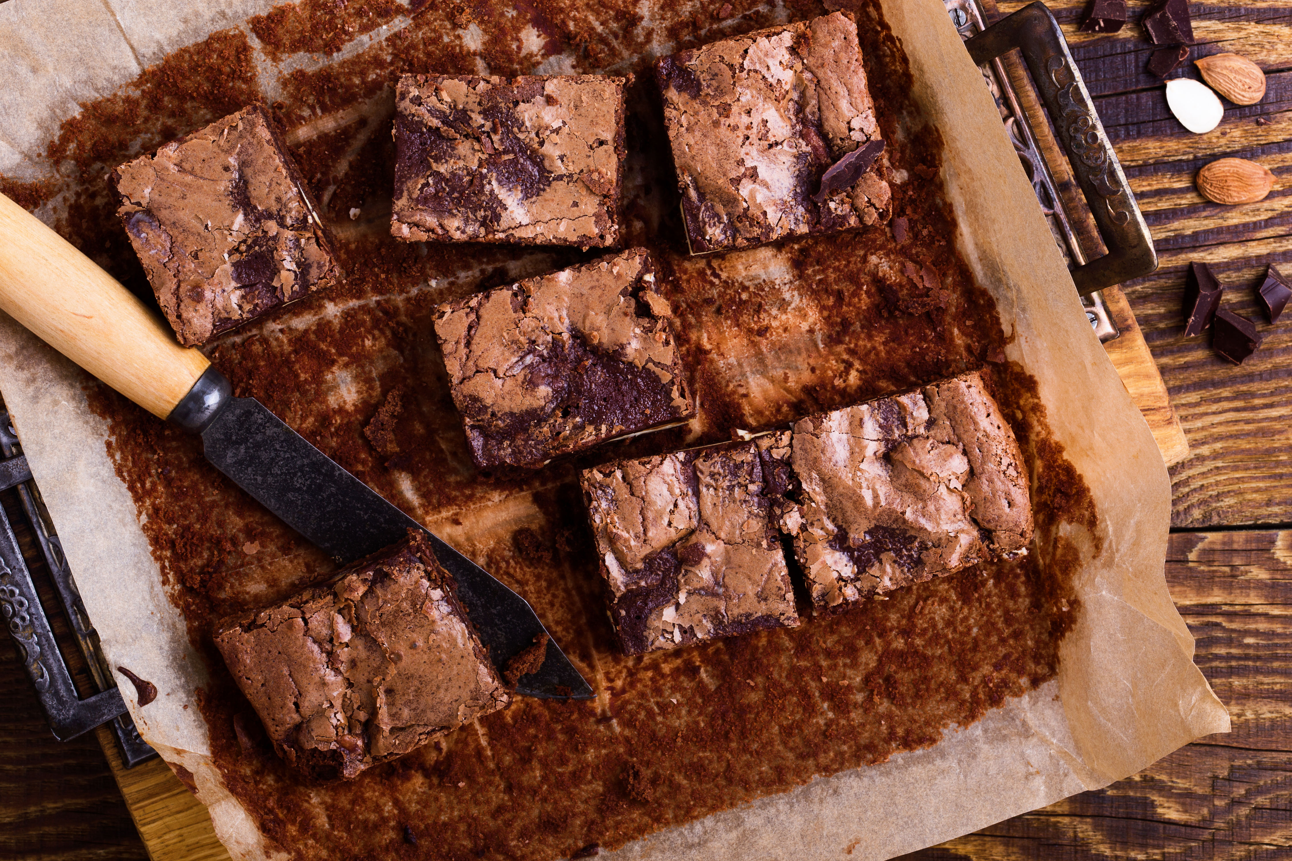 The One Ingredient You Should Add to Your Boxed Brownie Mix