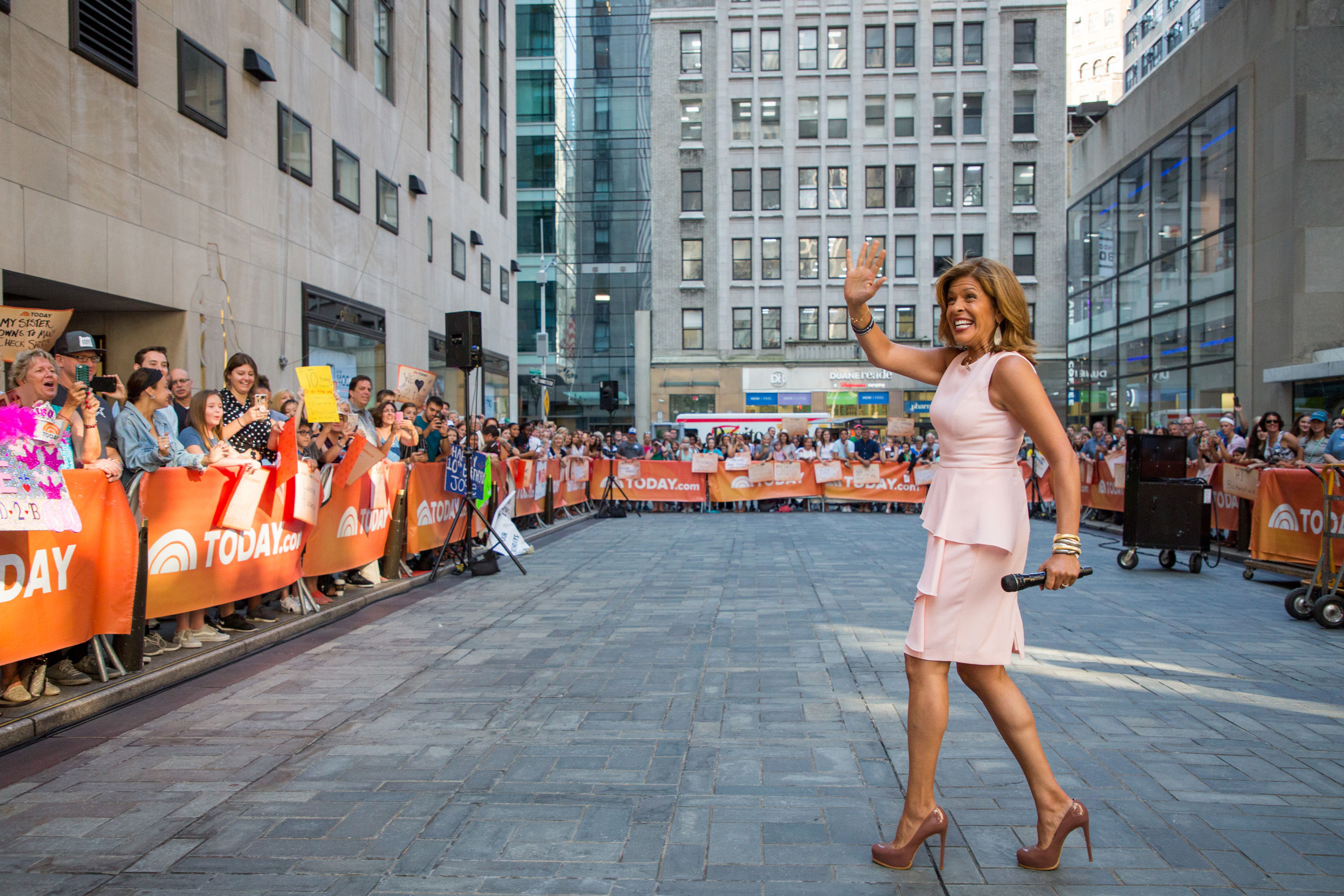 Haley Is a Big Sister! Hoda Kotb Adopts Daughter Hope Catherine — See Her First Photo
