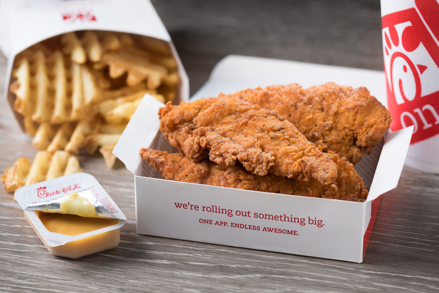 Chick-fil-A Is Testing a New Kind of Chicken Strips