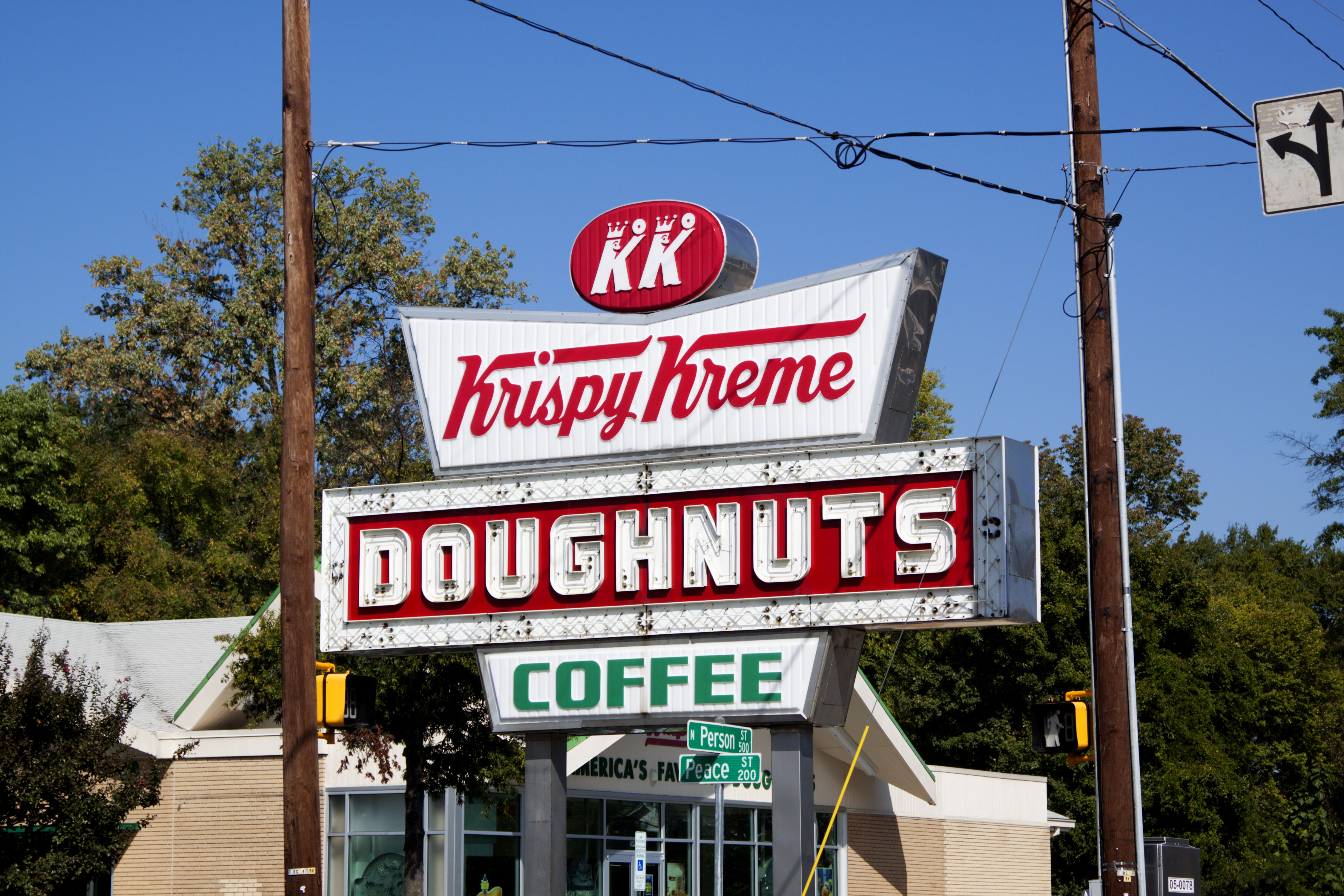 This Fan-Favorite Krispy Kreme Doughnut Will Return for One Week Only