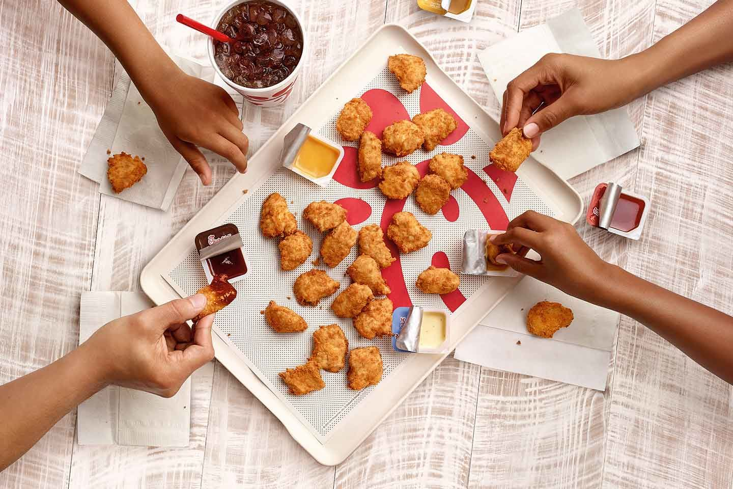 Chick-fil-A Just Dropped Five New Menu Offerings