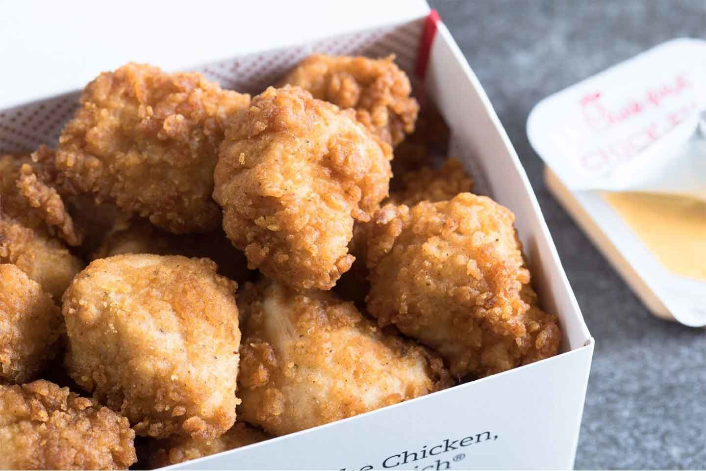 This State Eats the Most Chick-fil-A Chicken Nuggets