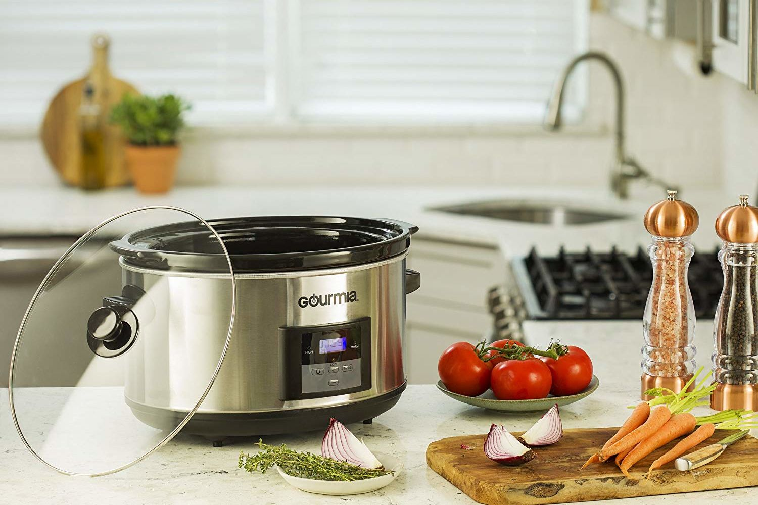 Did You Know Your Slow-Cooker Can Clean Itself?
