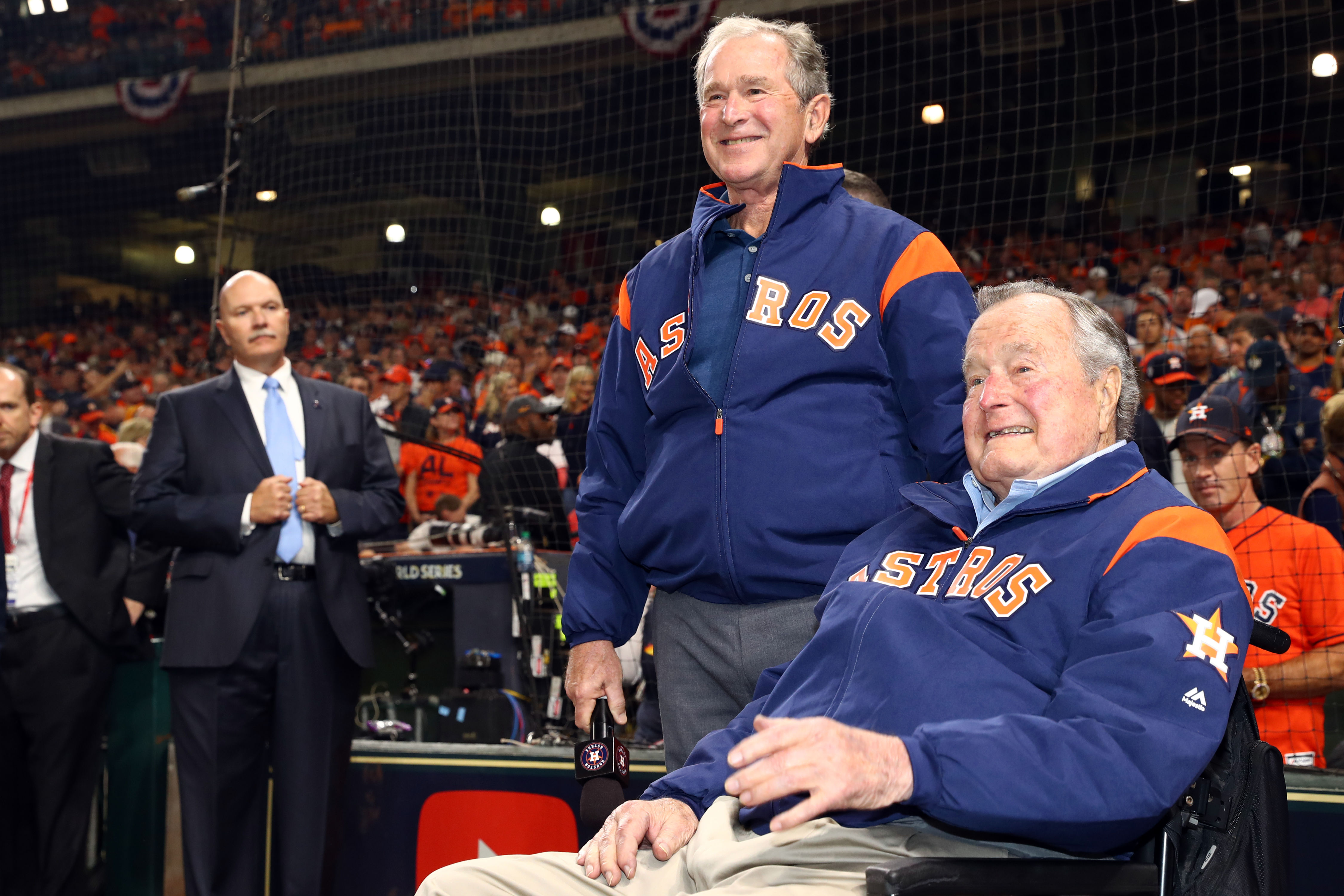 George H.W. Bush Ready to Leave Maine Summer Home for Texas, Craves 'Tex-Mex'