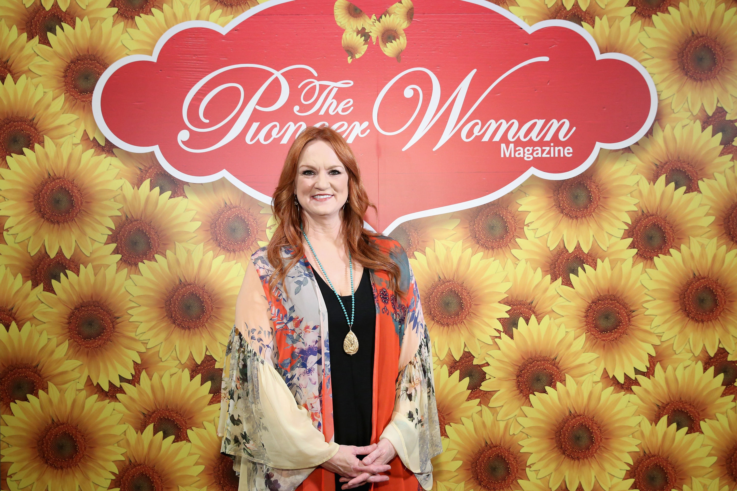 Here's Your First Peek at Ree Drummond's Incredible, Colorful New Cookbook