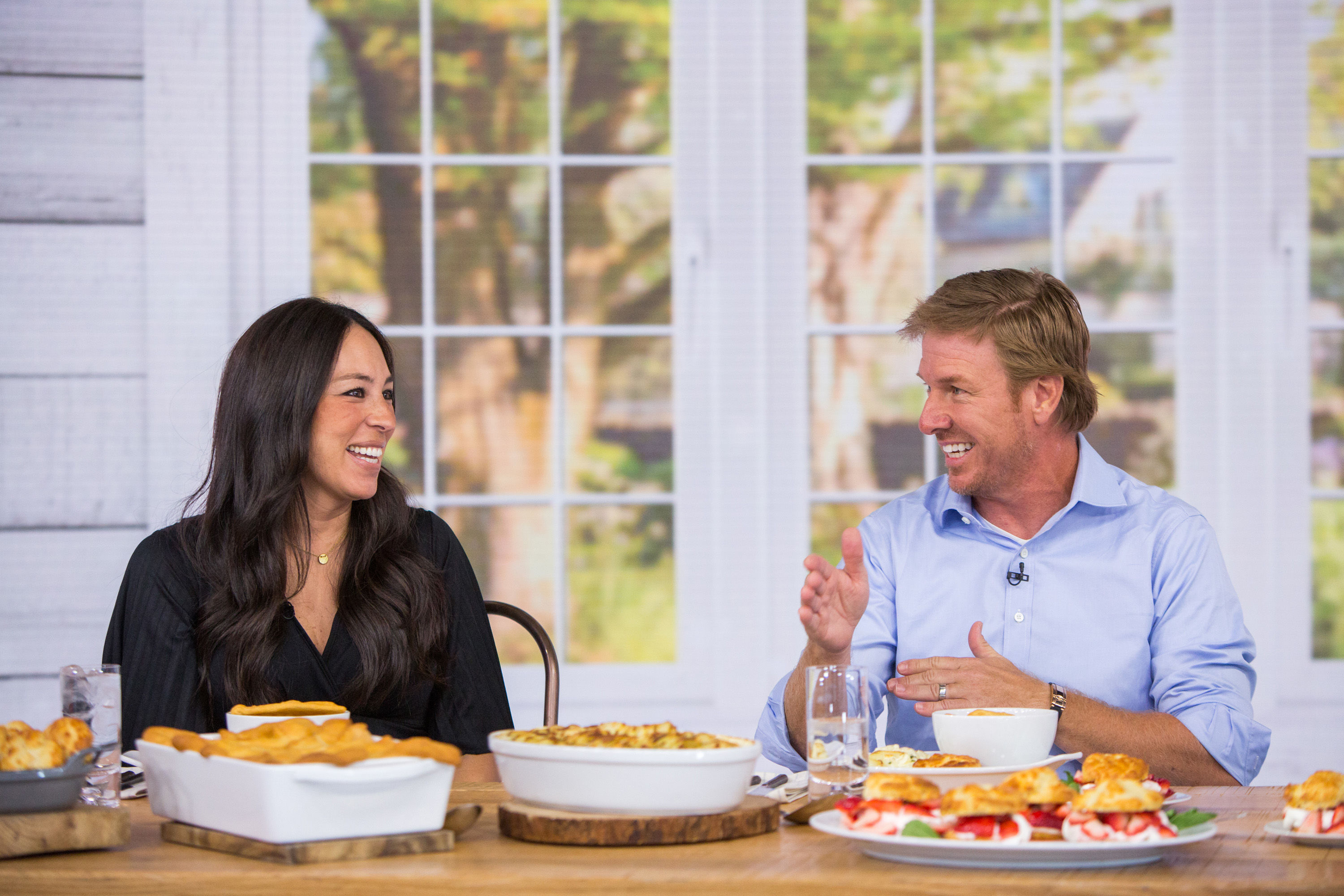 Joanna Gaines on Her Kids' Love for Their Little Brother