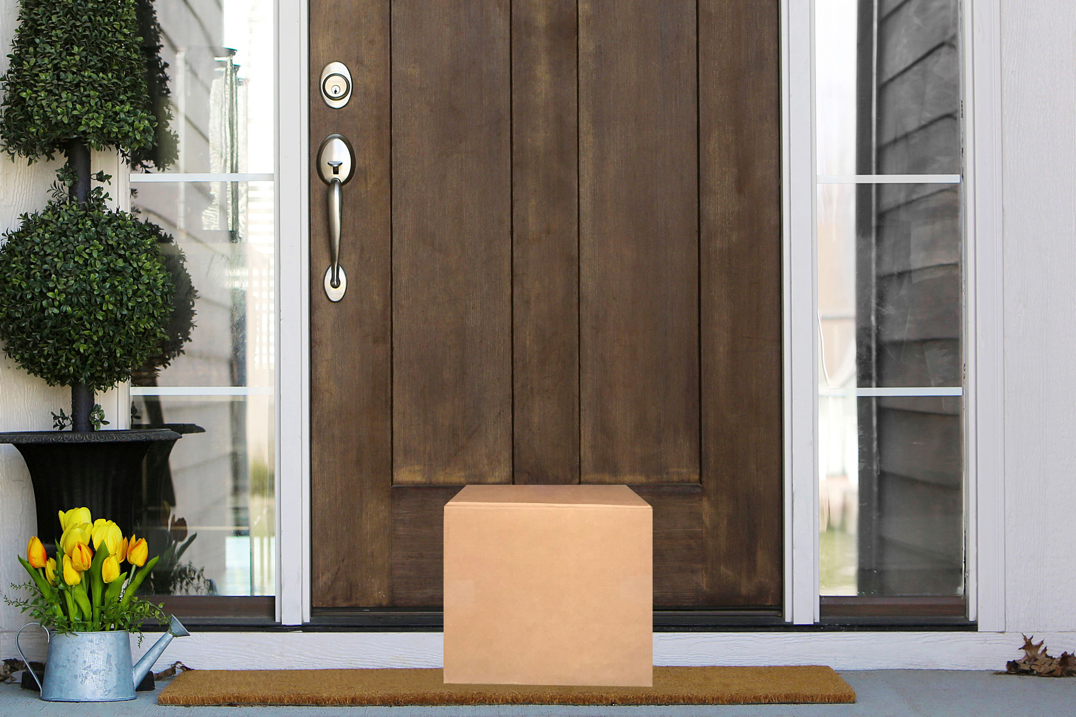 """3 Easy Ways to Protect Your Packages from """"Porch Pirates"""""""
