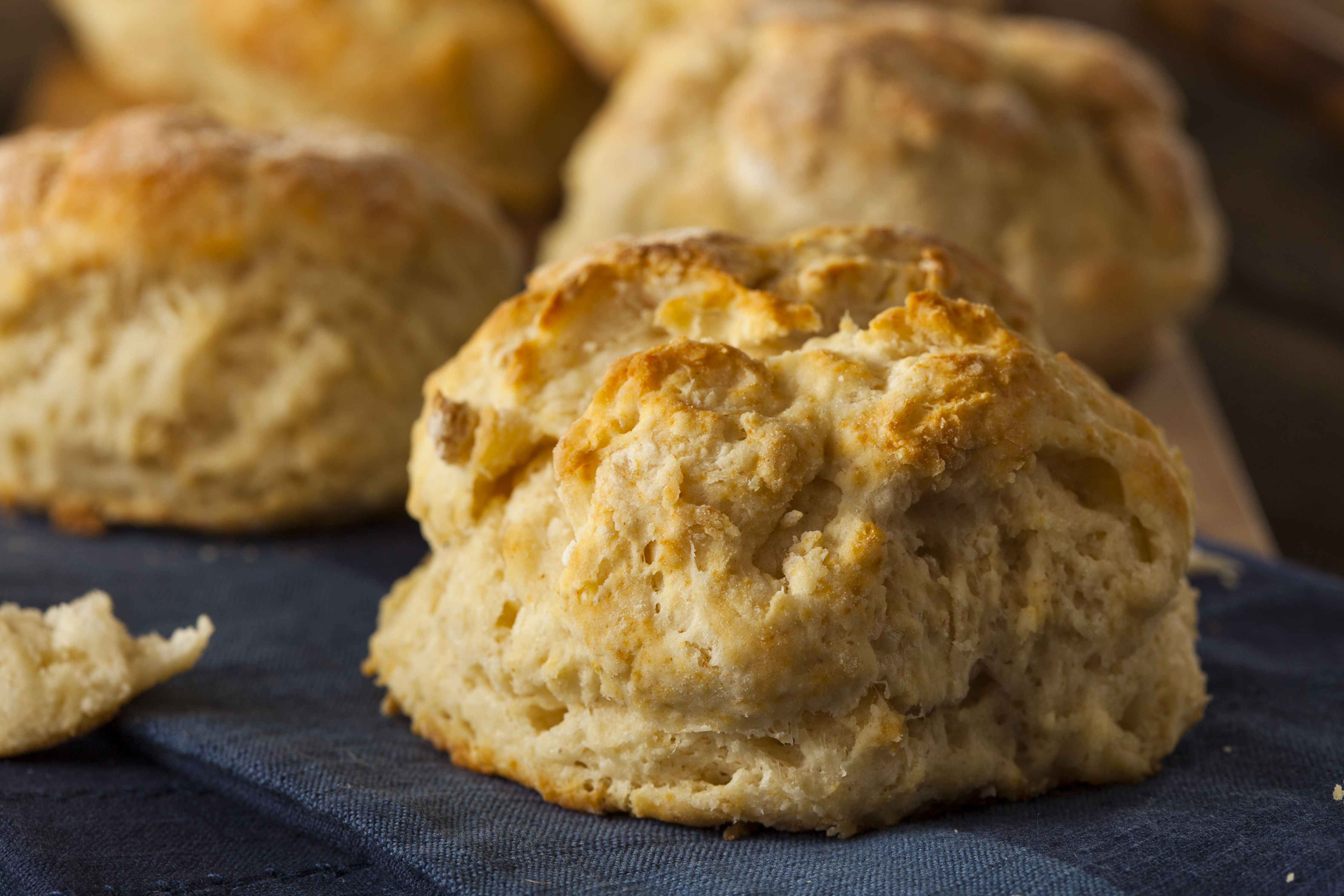 There's a Scientific Reason Southerners Make the Best Biscuits