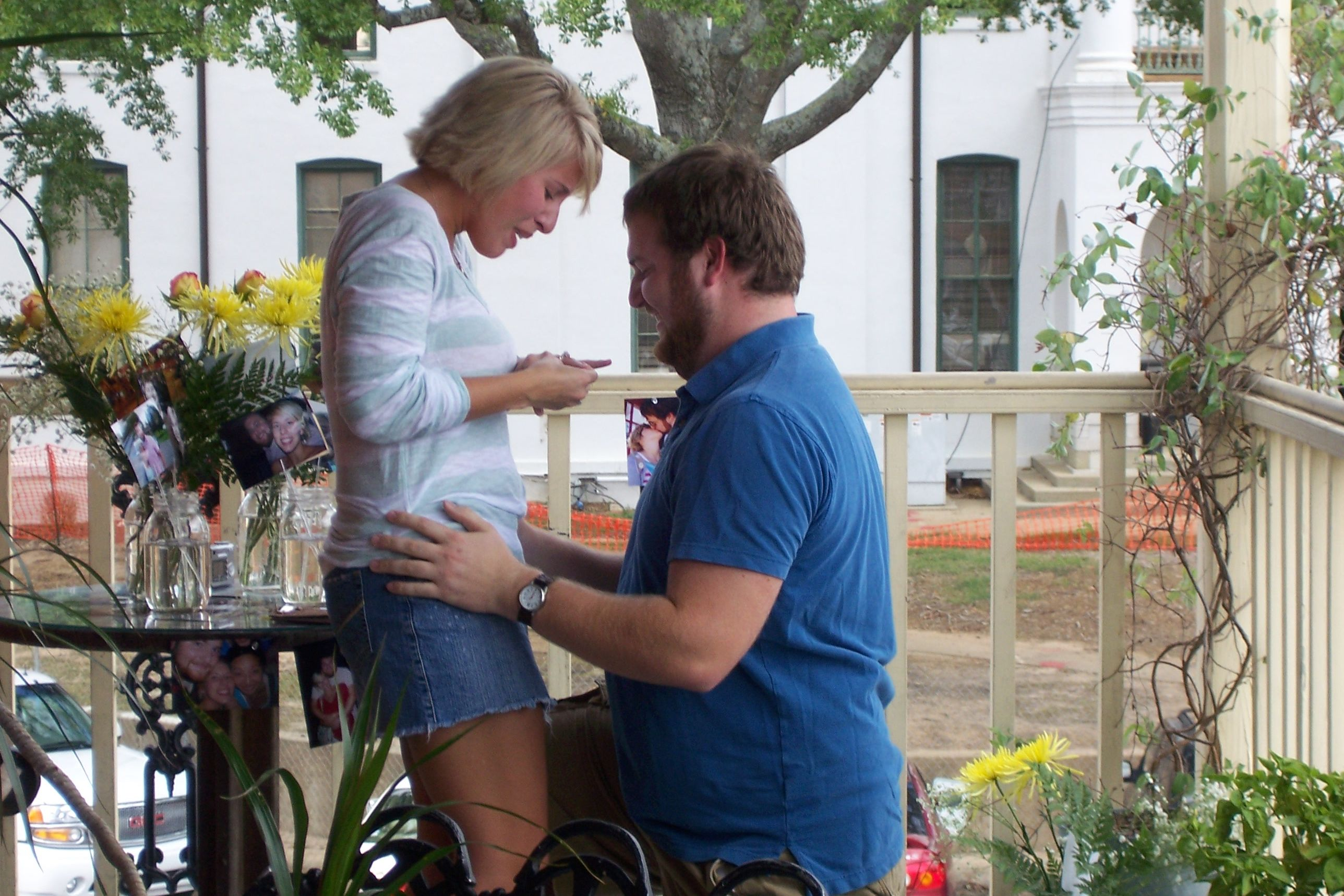 Ben Napier Shares His Romantic Ole Miss Proposal to Erin at Square Books