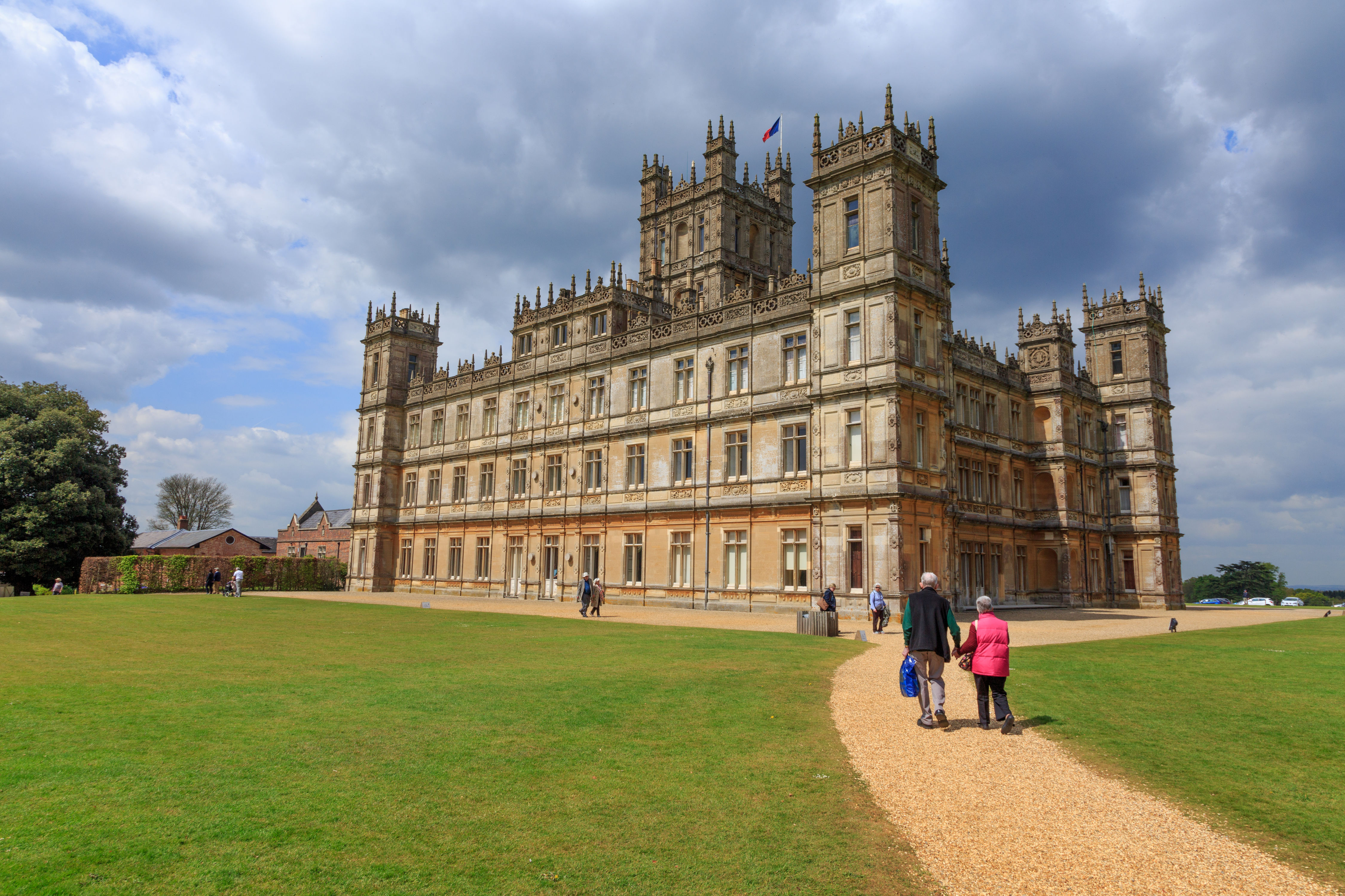 A 'Downton Abbey' Concert at Highclere Castle Is Happening This Summer