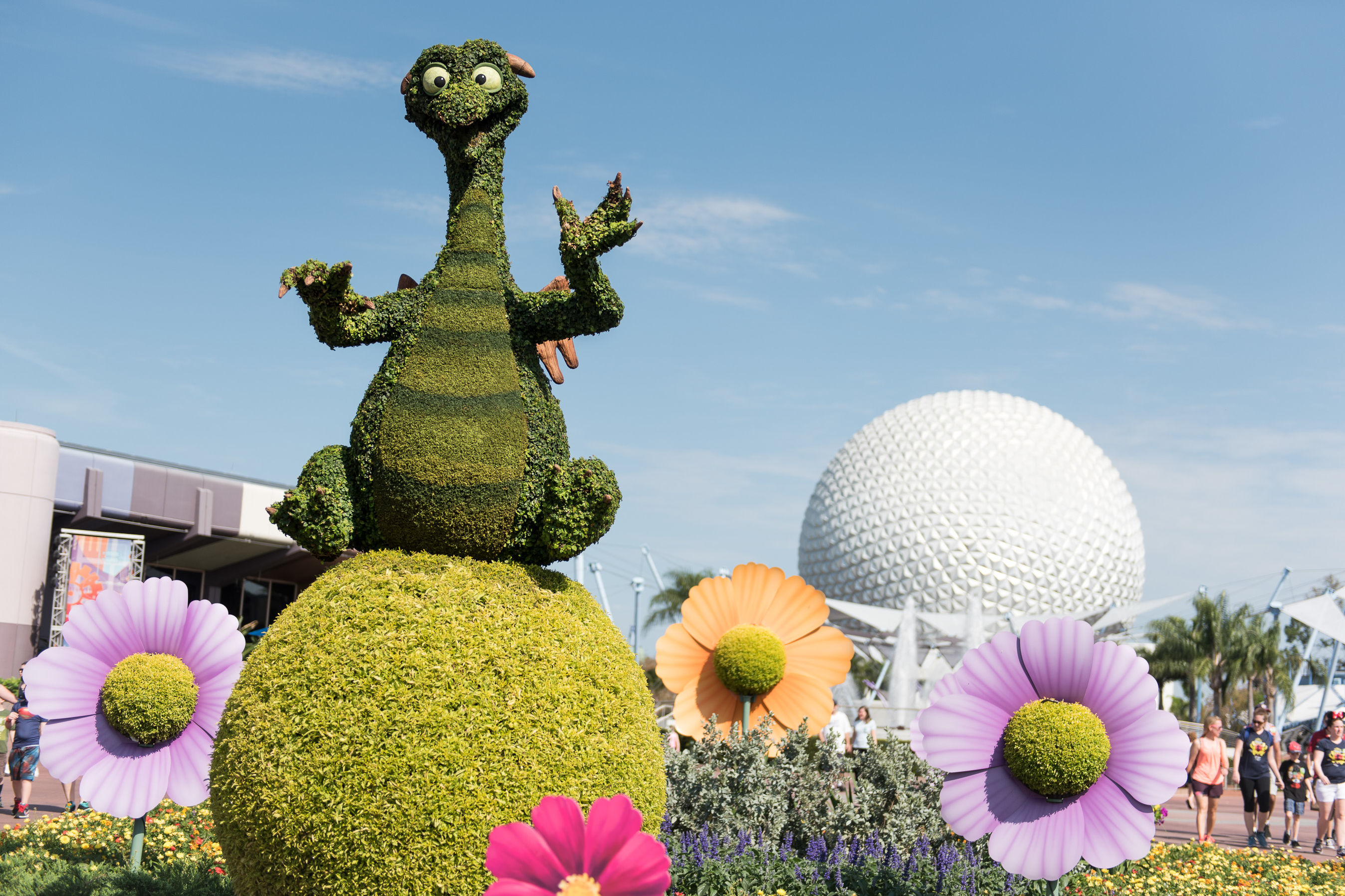 Everything New Coming to the 2019 Epcot International Flower and Garden Festival
