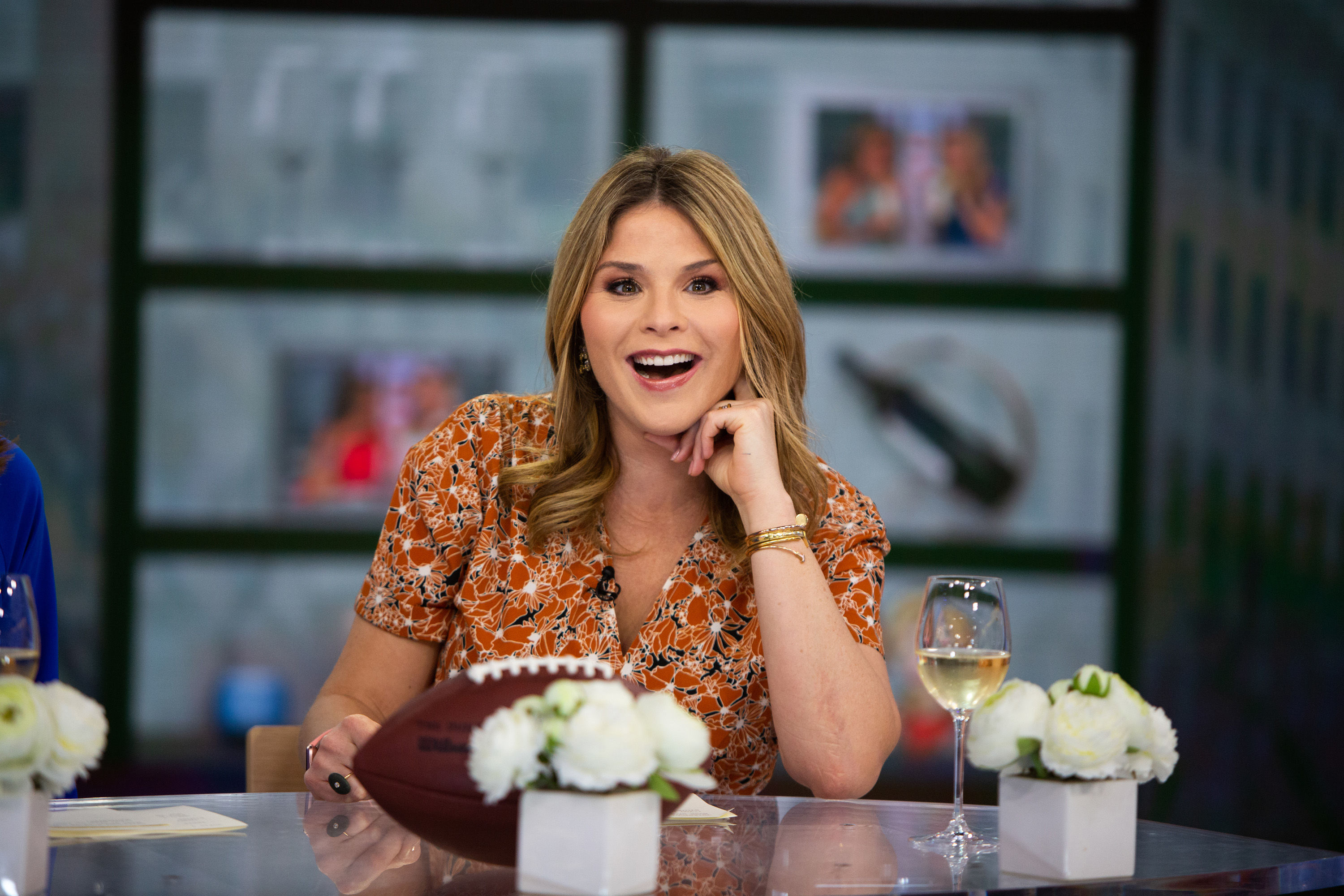 Jenna Bush Hager's Daughters Love Queso as Much as Their Mom