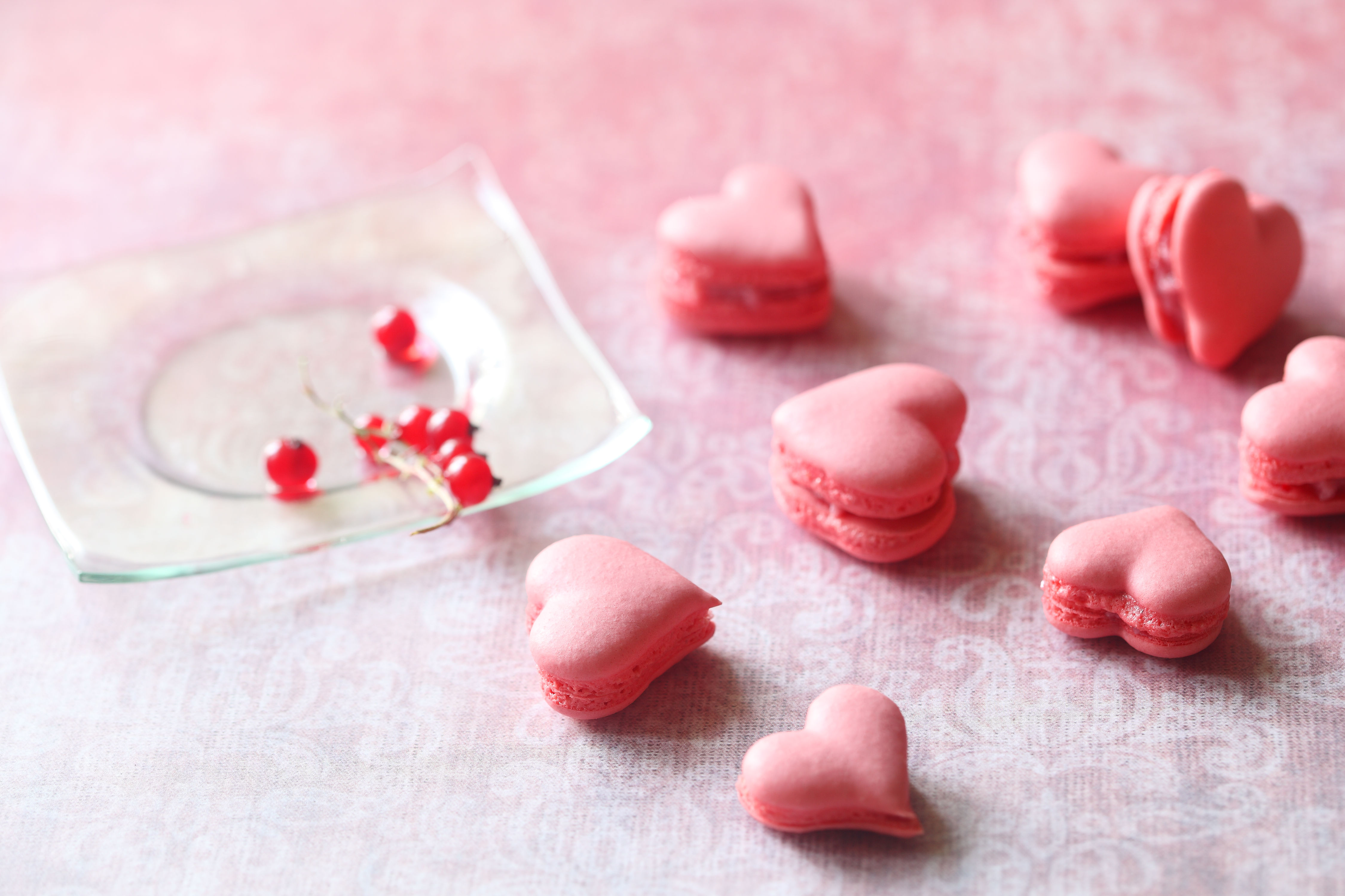 Valentine's Day Special! Costco Officially Sells Heart-Shaped Macarons