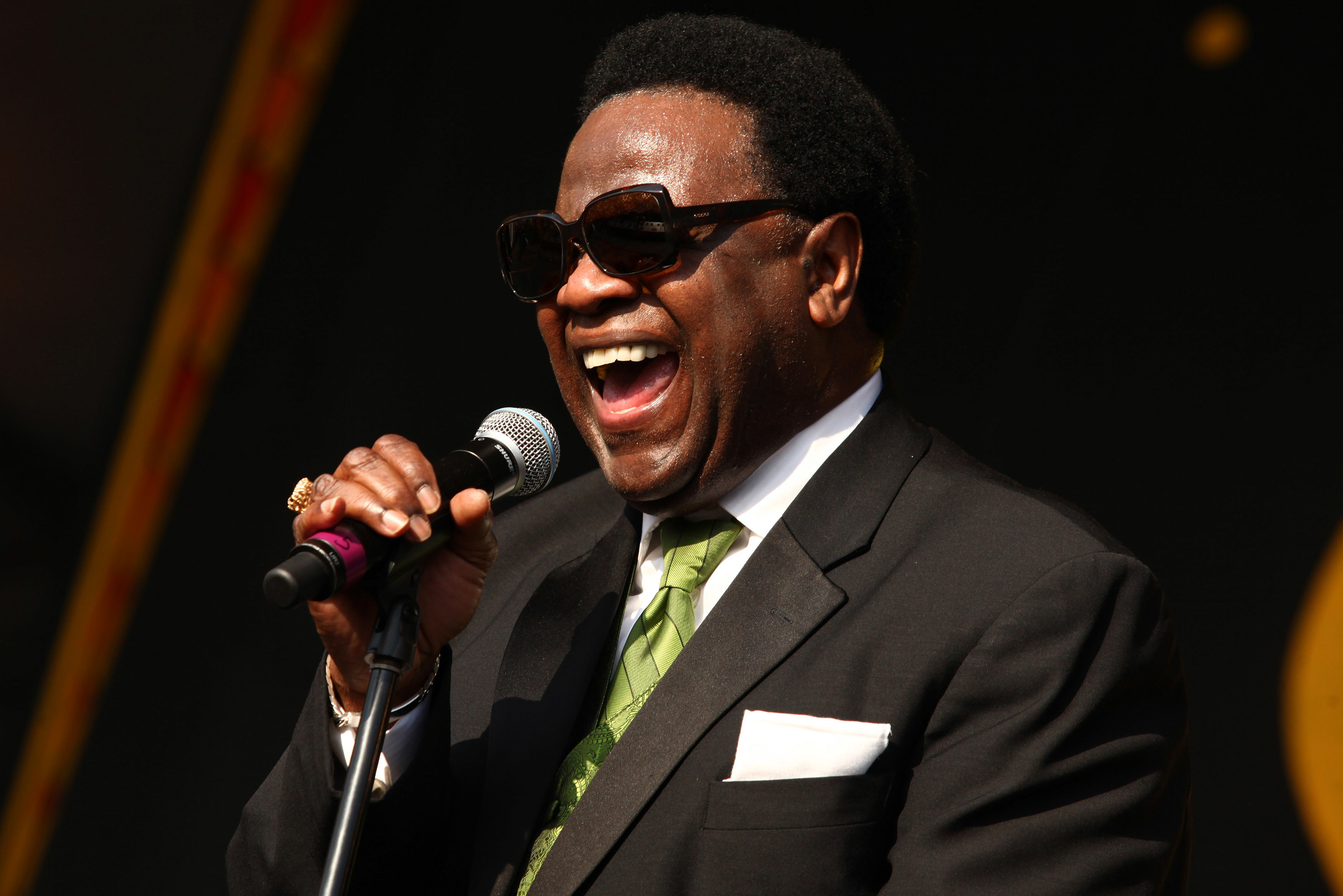 WATCH: See Soul Singer Al Green Preach at His Church in Memphis