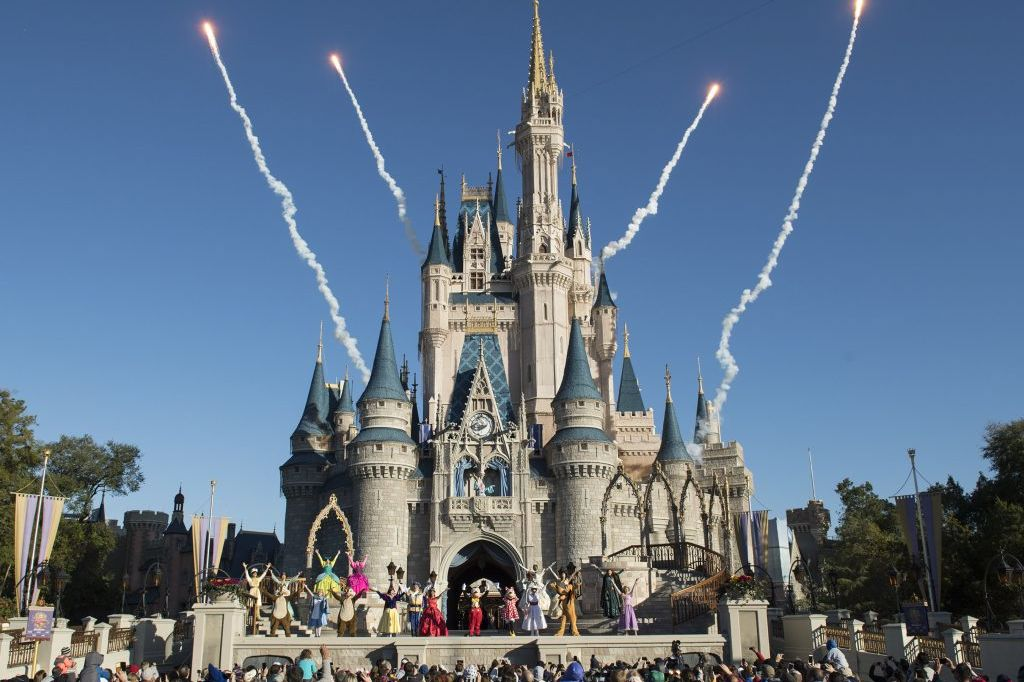 WATCH: Florida Residents, Get Your Discounted 3-Day Disney World Tickets