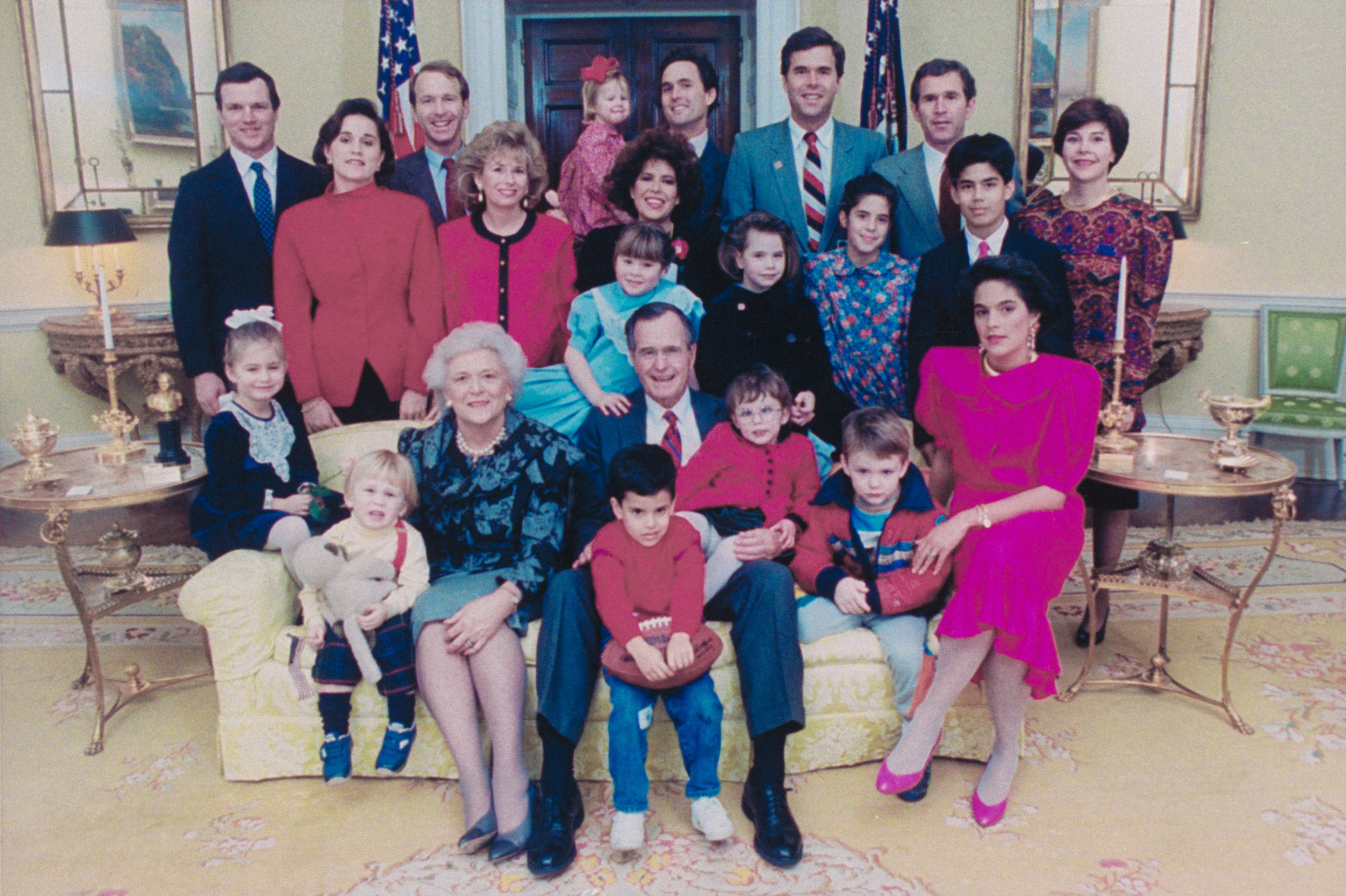 'The Bush Years: Family, Duty, Power' Premieres on CNN This Sunday Night