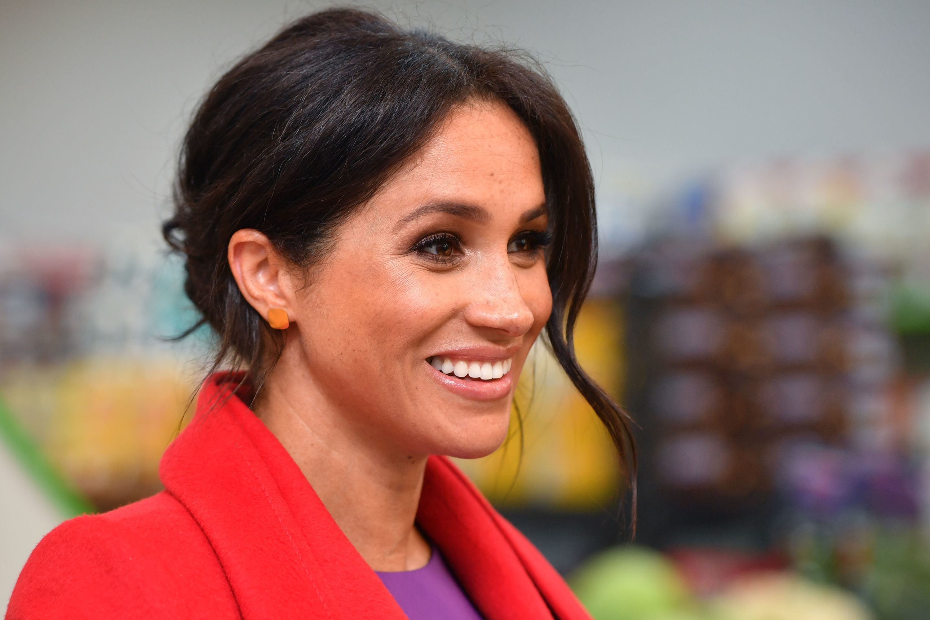Meghan Markle's Cooking Is Said to Make Princess Charlotte Swoon with Glee