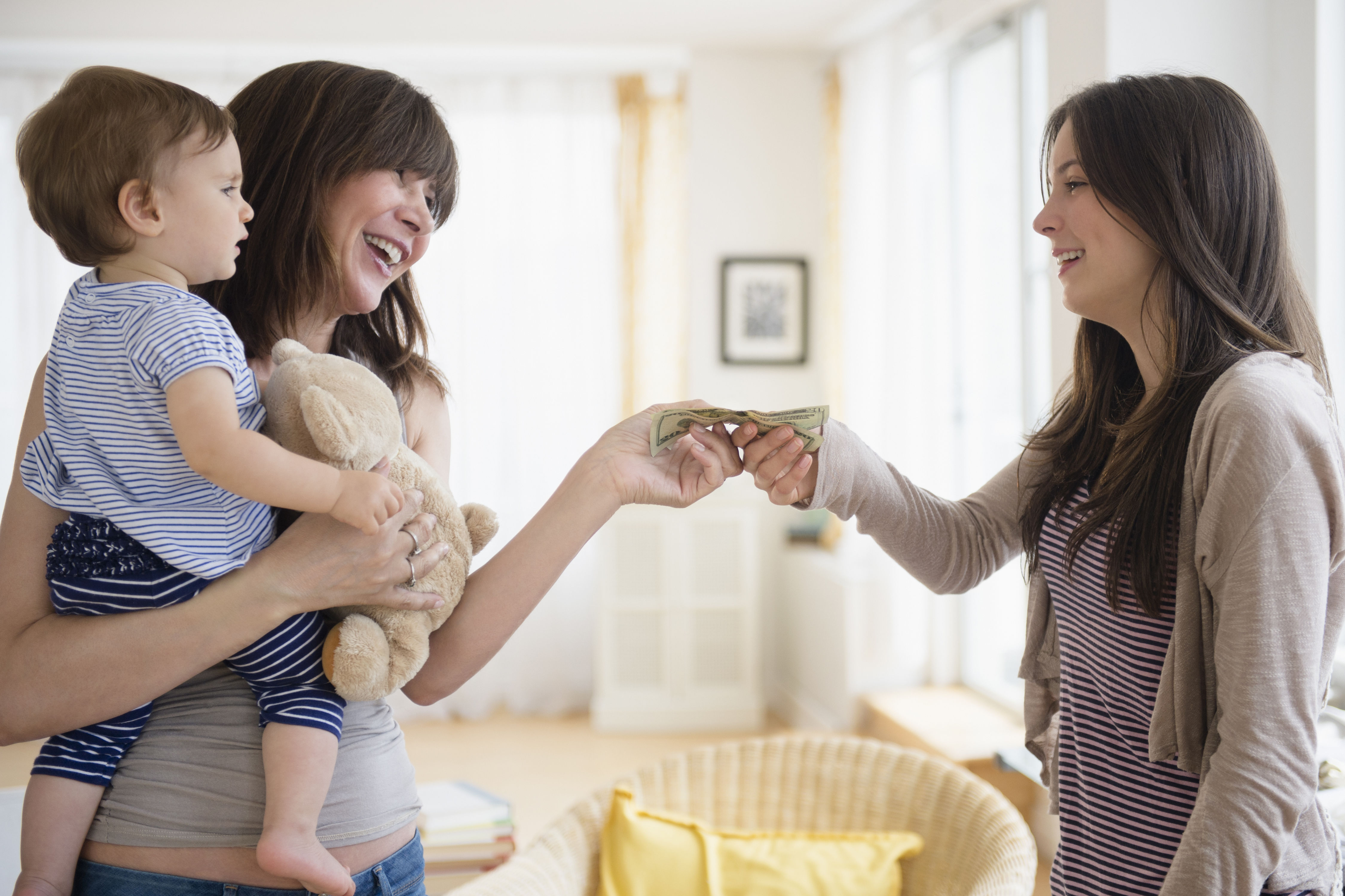 The National Average Hourly Rate for a Babysitter in 2019 Will Shock You