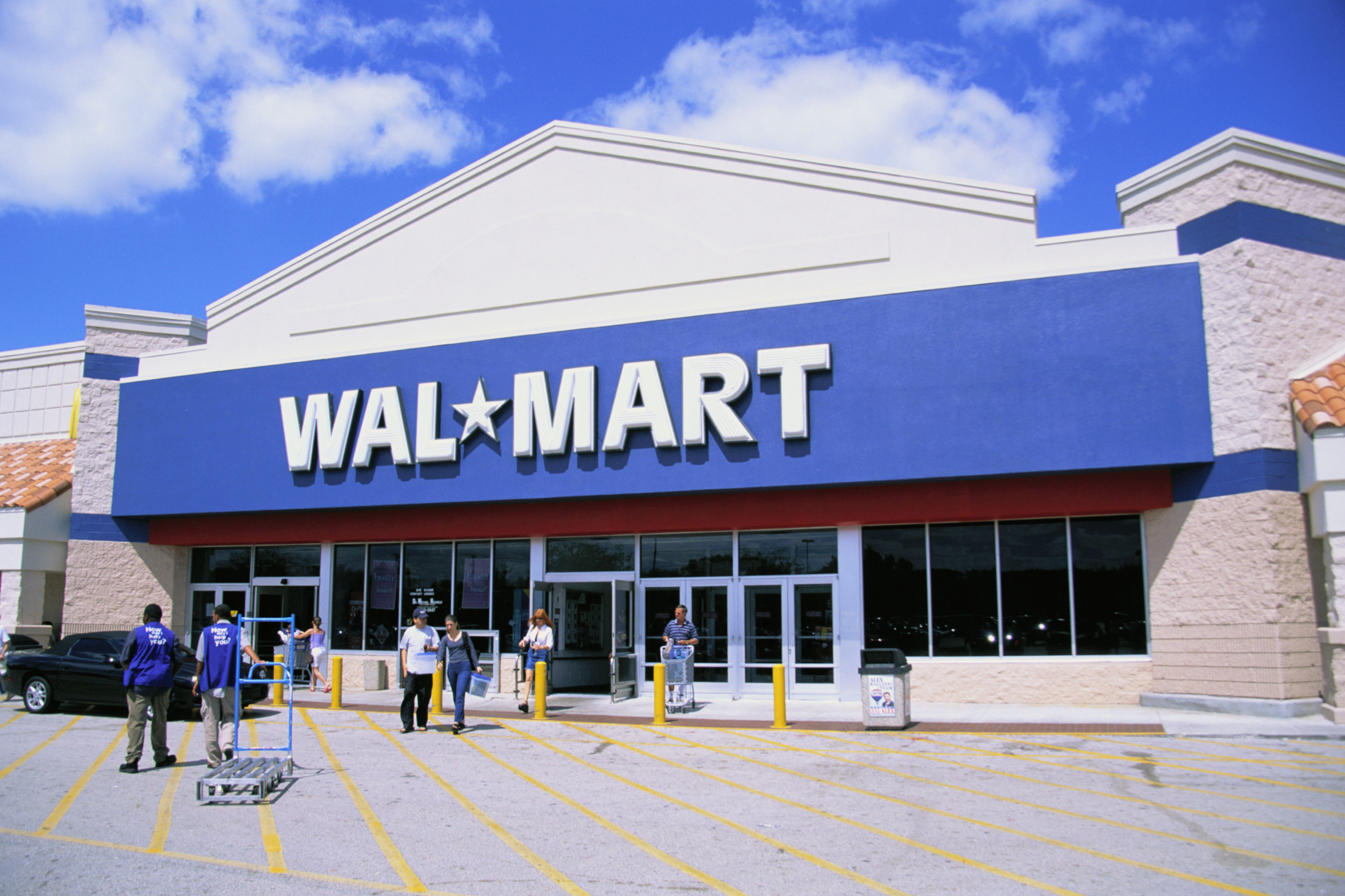 Walmart Is Making Store Returns So Much Easier