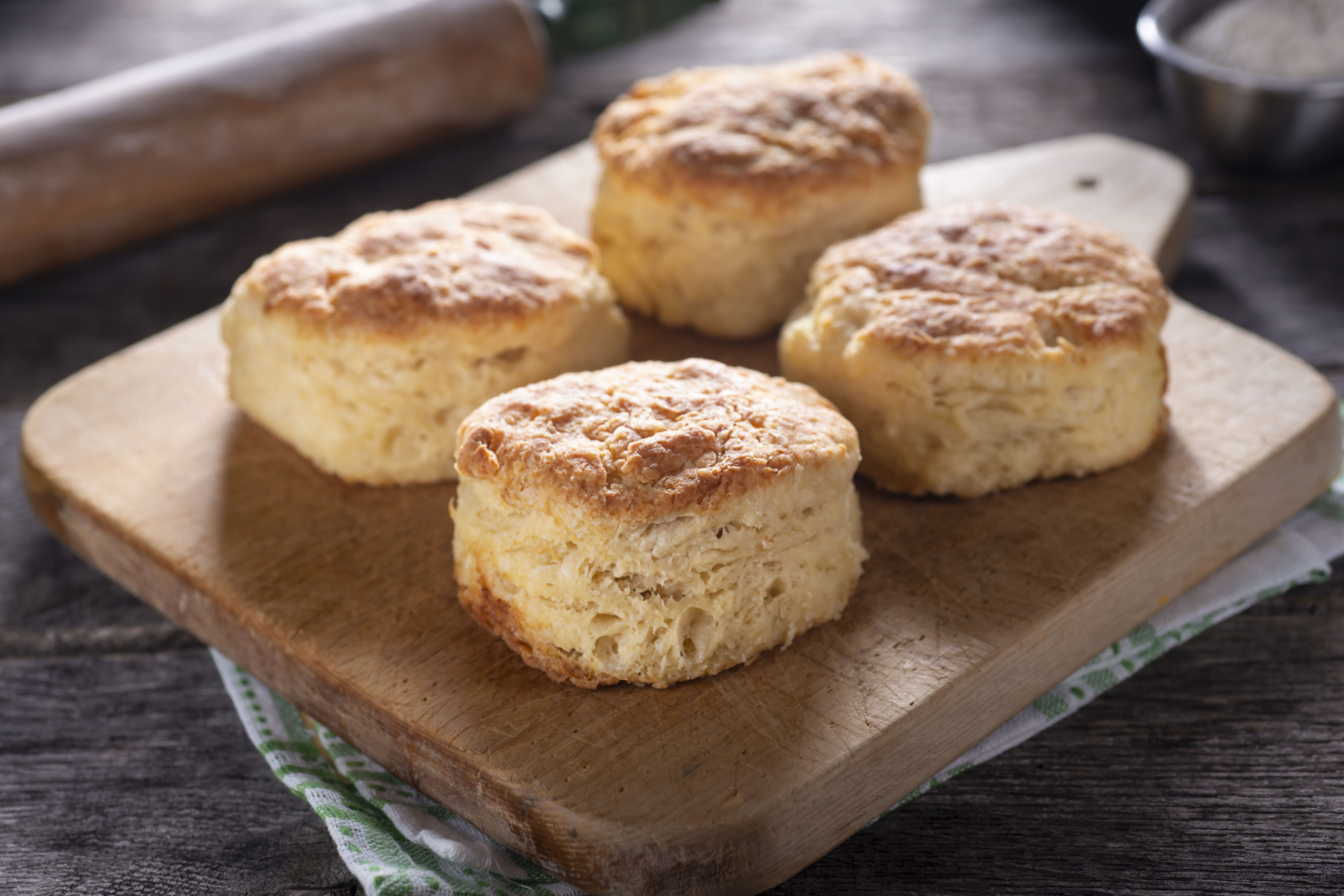 The Most Genius Use for Stale Biscuits