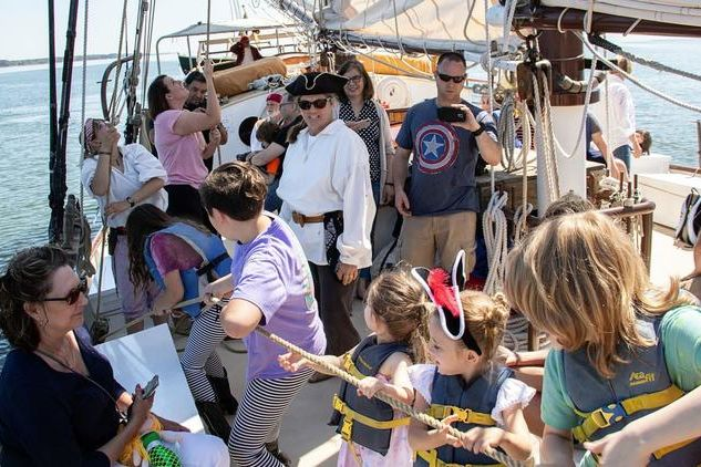 This Virginia Town Is Transforming Into a Pirate-Themed Wonderland Next Month