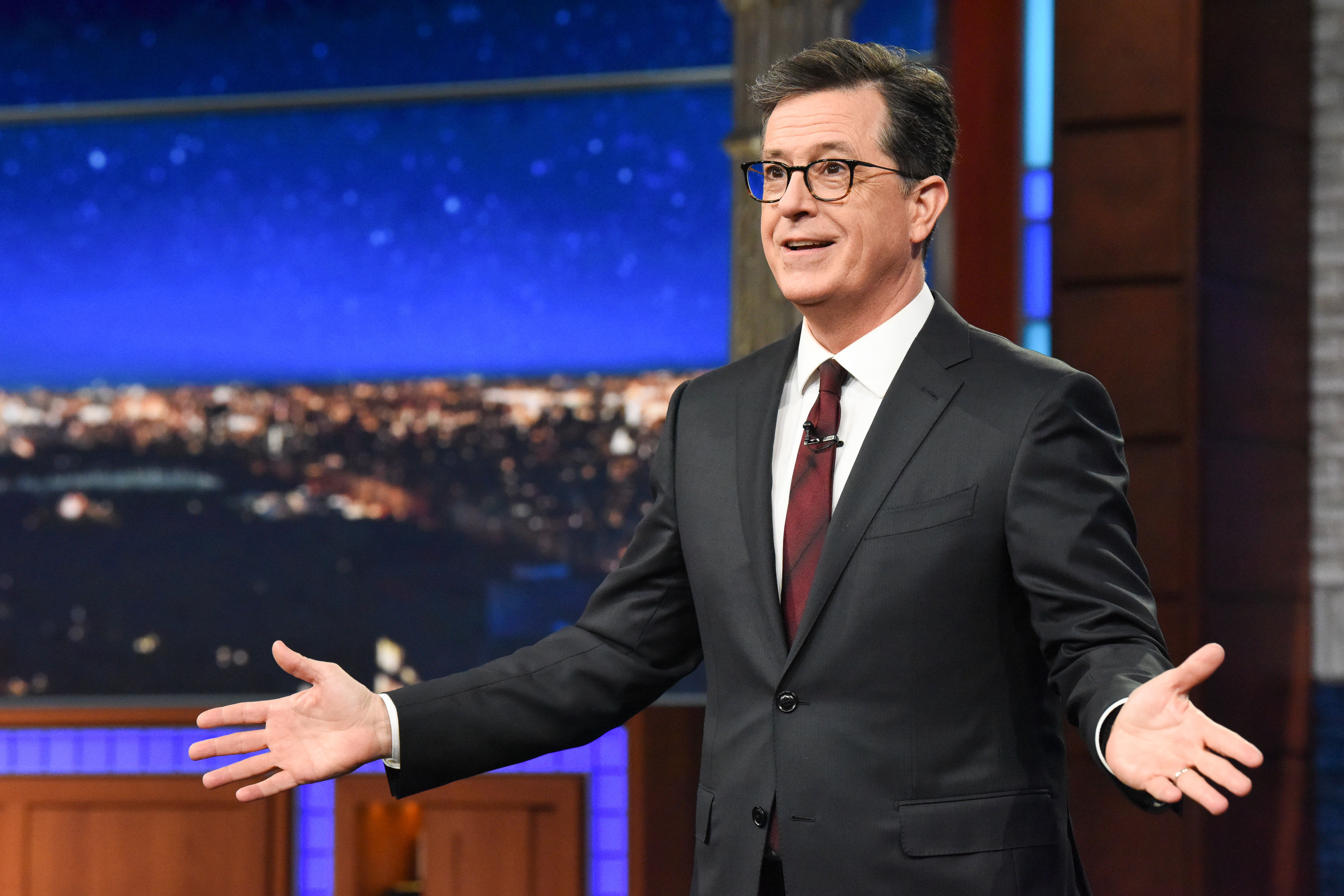 Stephen Colbert Goes on Hilarious Rant About North Carolina Barbecue