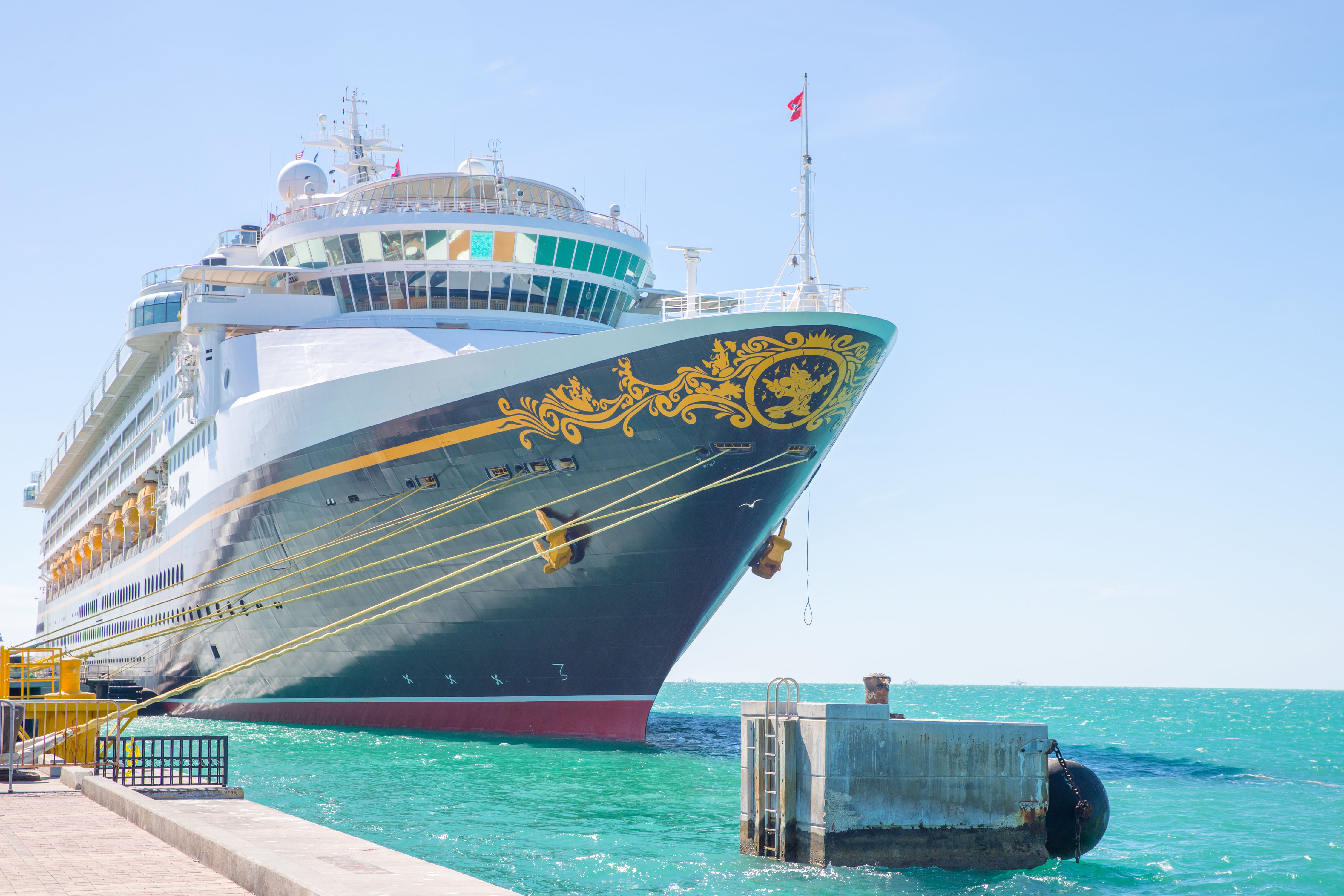 Disney Cruise Line Has Some Seriously Amazing Job Listings Right Now