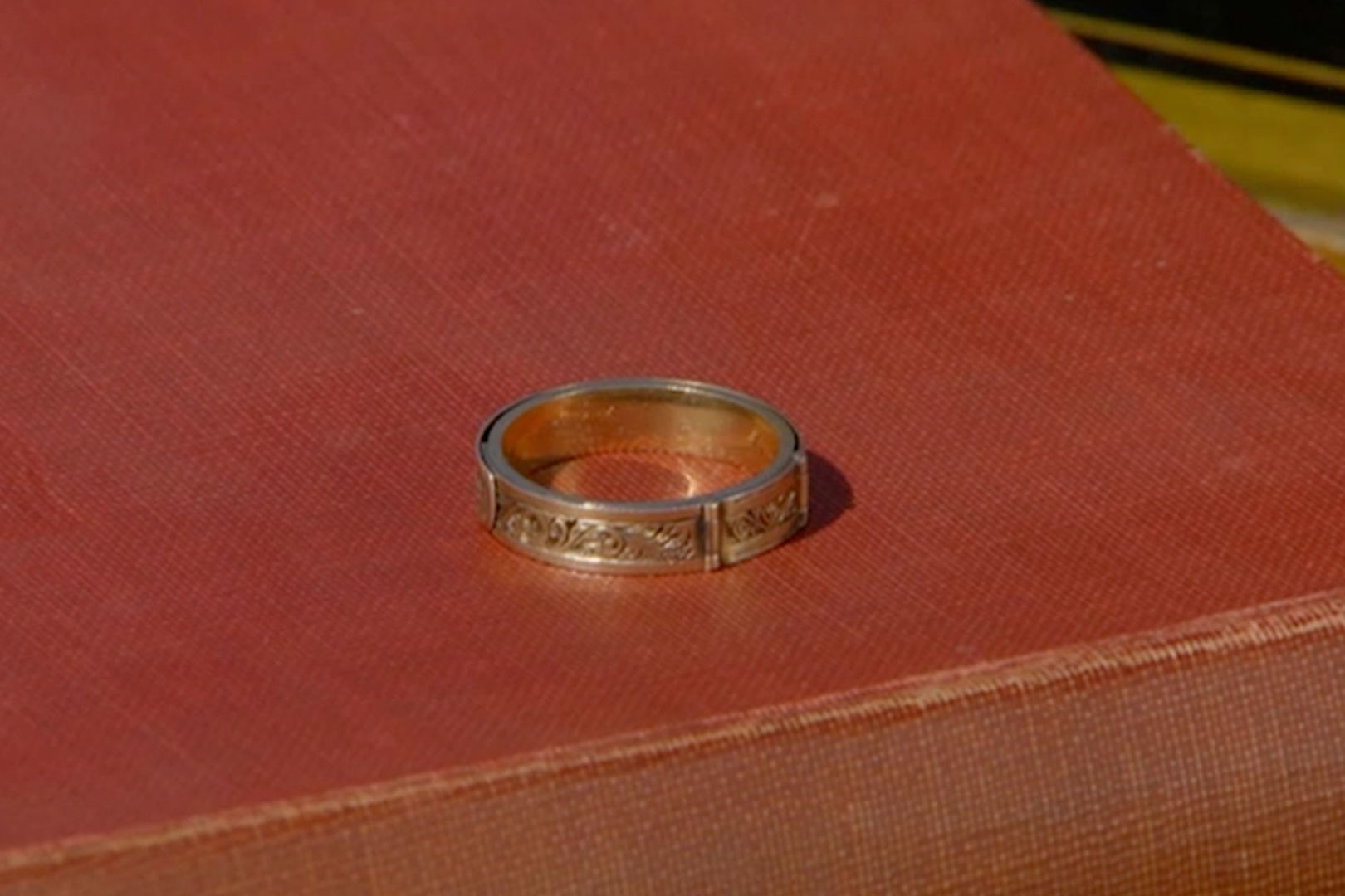 Woman Finds Ring Containing Charlotte Brontë's Hair in Father-in-Law's Attic