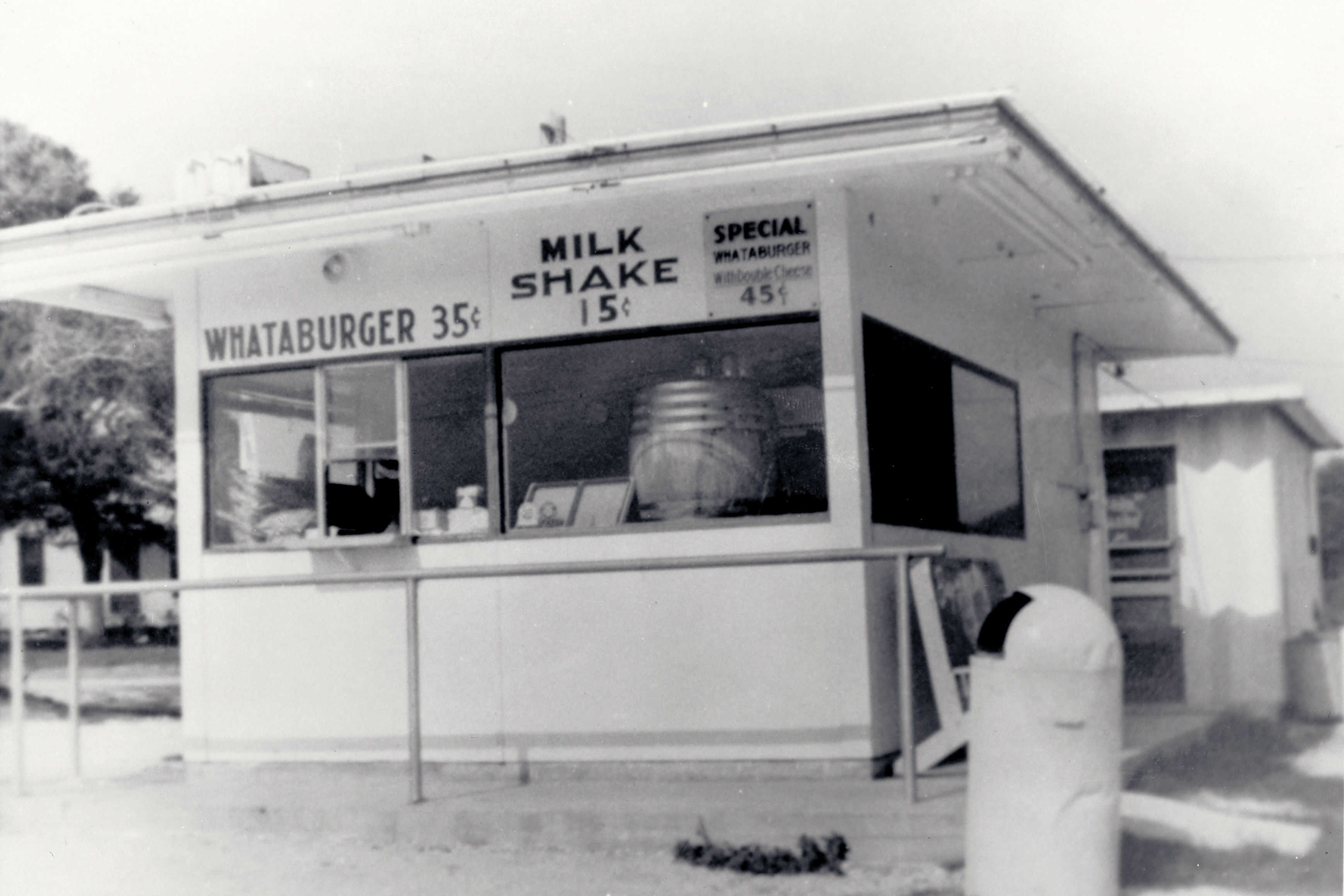 There's A Replica of the Original Whataburger Stand in Corpus Christi