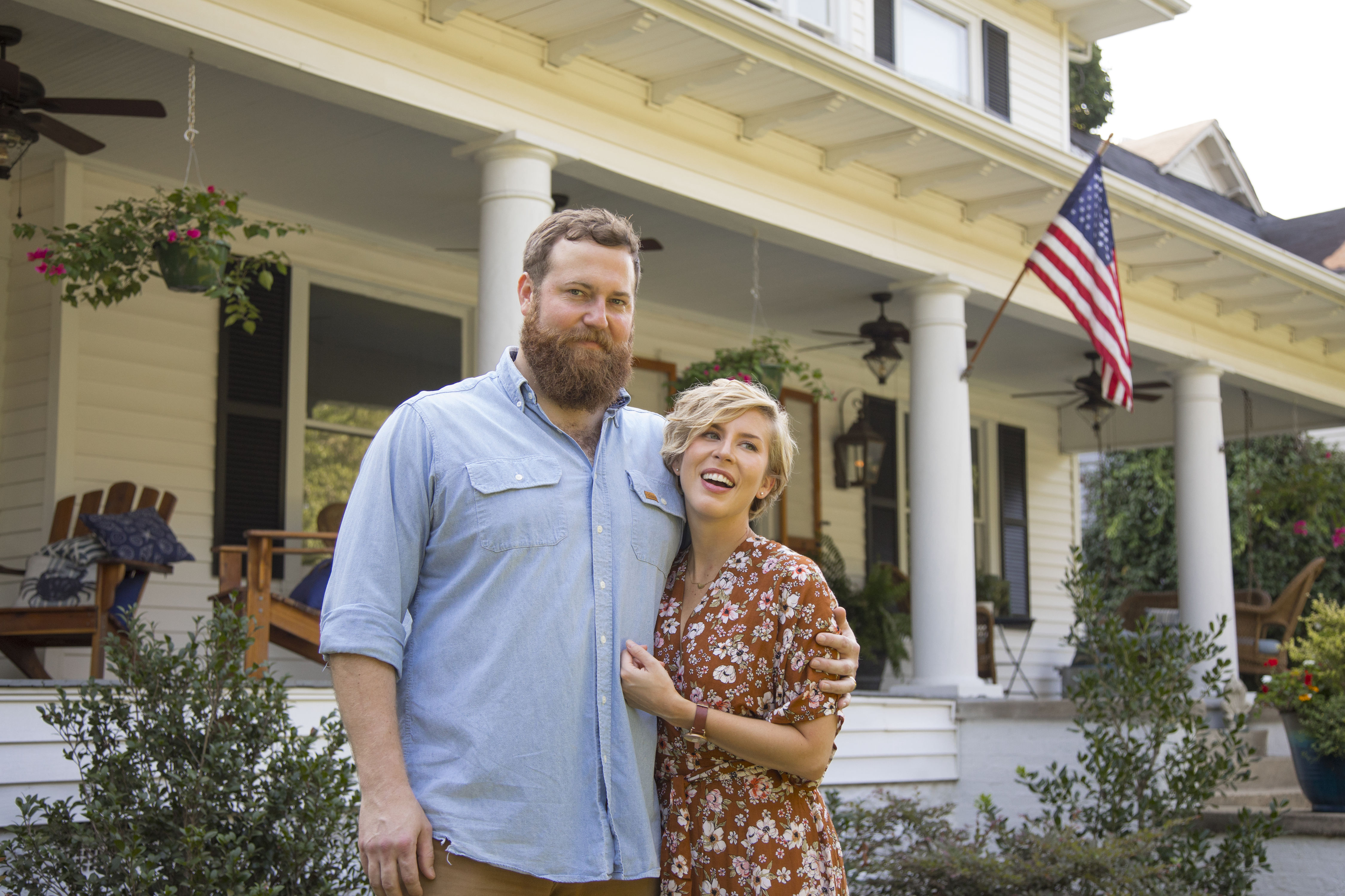 WATCH: See Erin and Ben Napier's Personal Kitchen Makeover in Their 1925 Craftsman Cottage