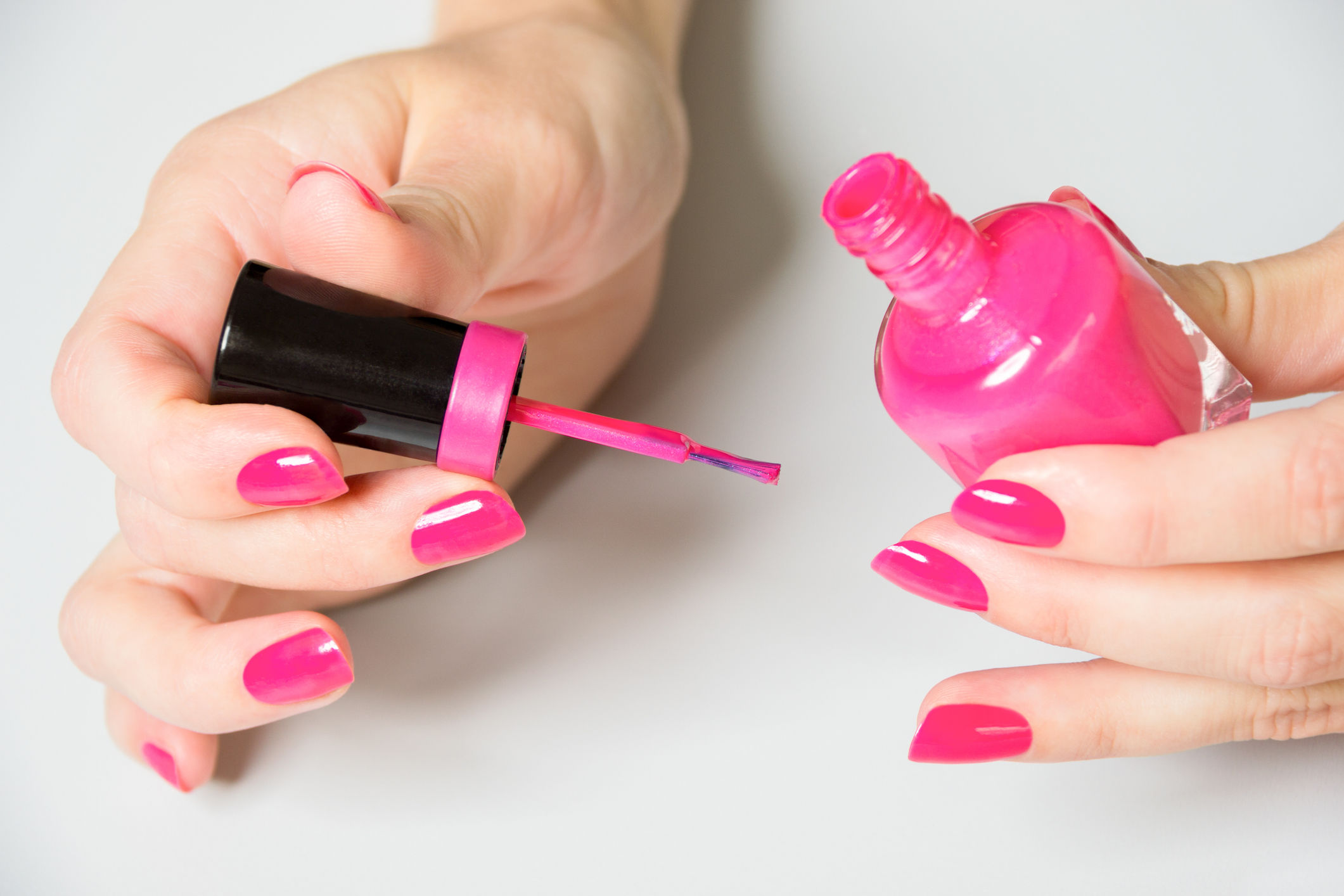 The 90/10 Rule Will Make Your At-Home Manicure Look Professionally Done