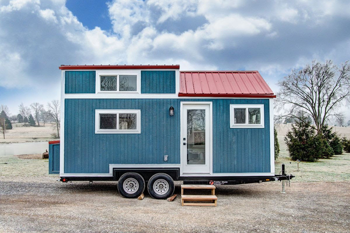 Meet River & Twine, Rocky Mount, North Carolina's Darling Tiny House Hotel