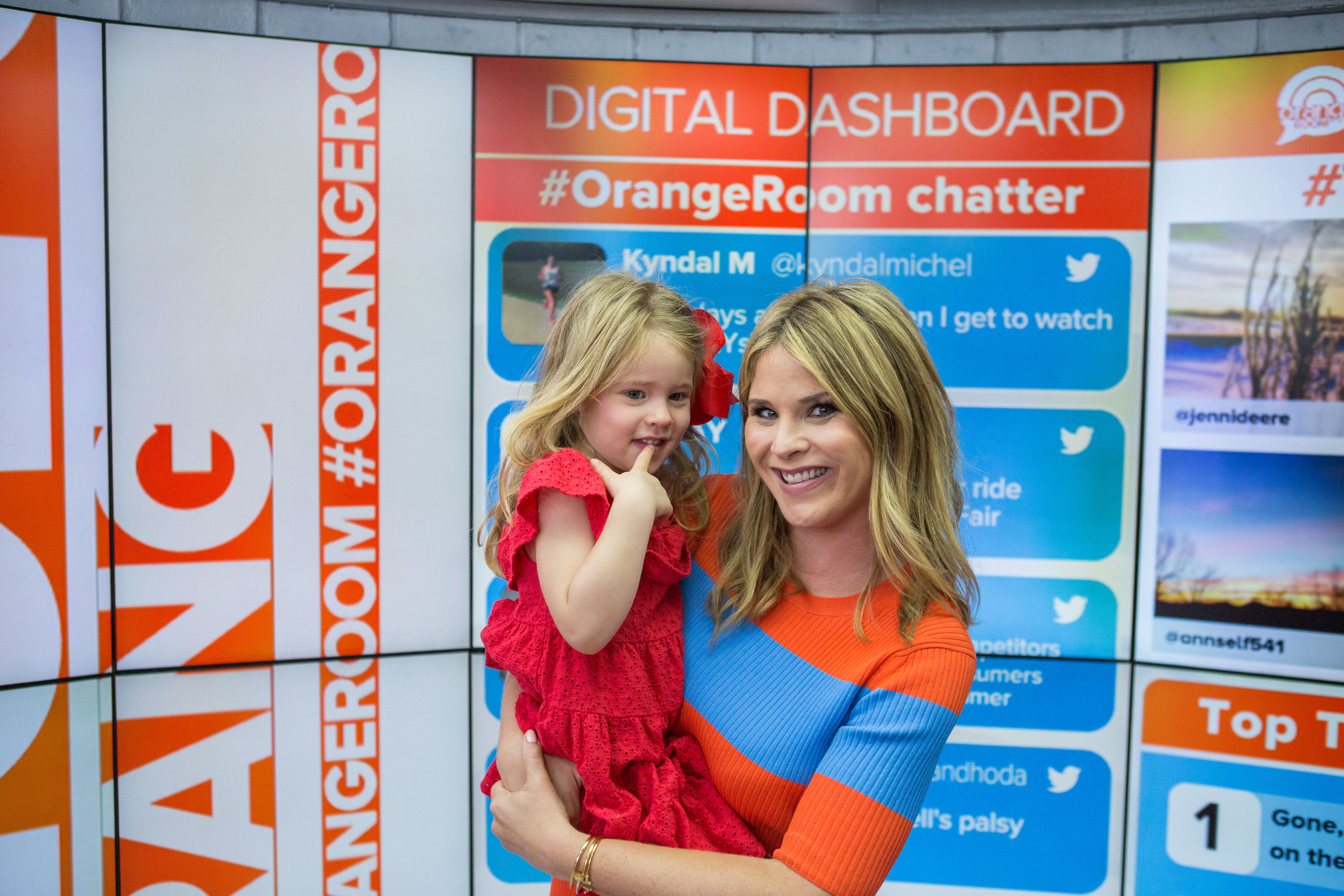 Jenna Bush Hager Shares the Sweetest Story from Daughter Mila's Day at Sunday School