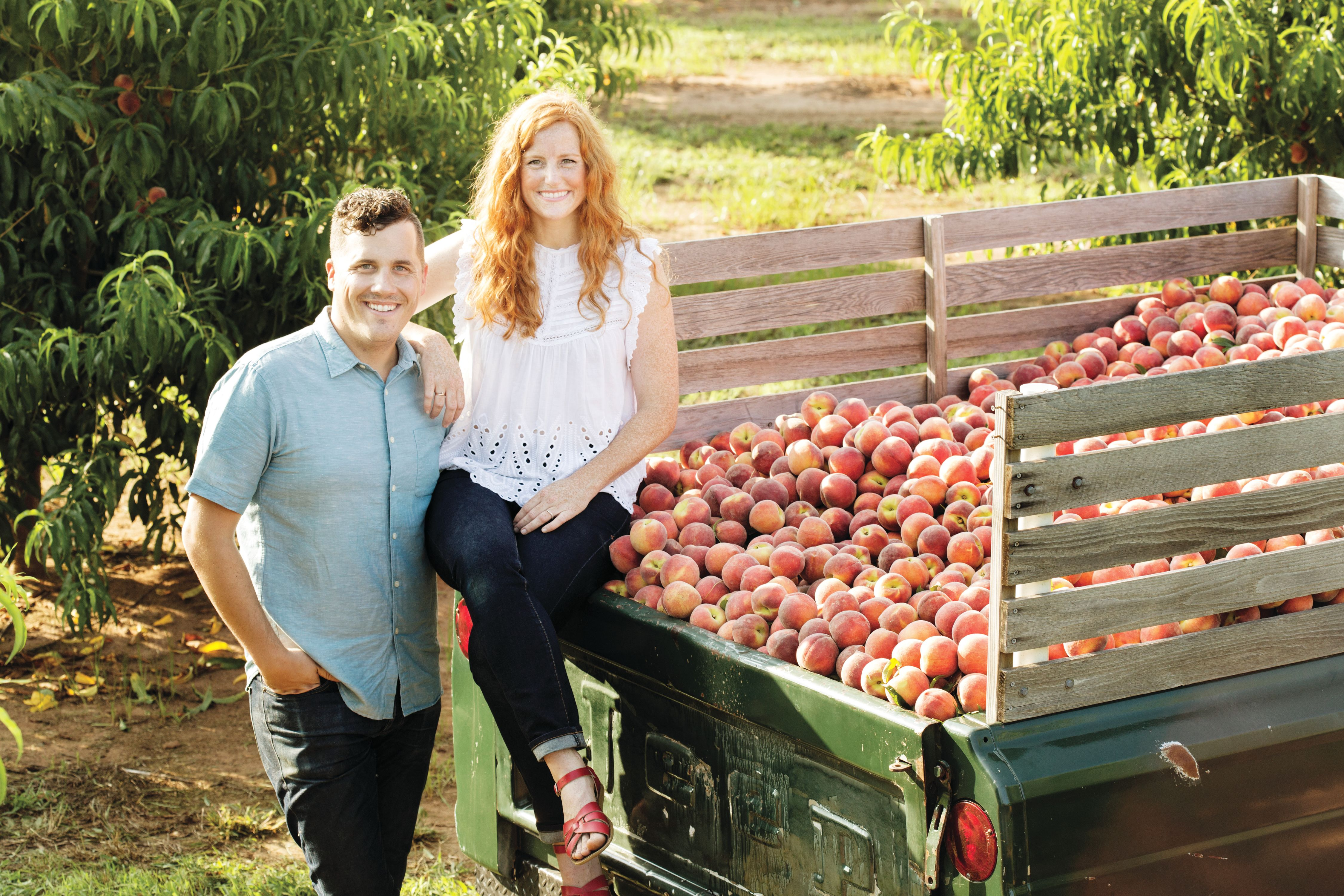 The Peach Truck Tour Is Bringing the Best Georgia Peaches All Around the Country